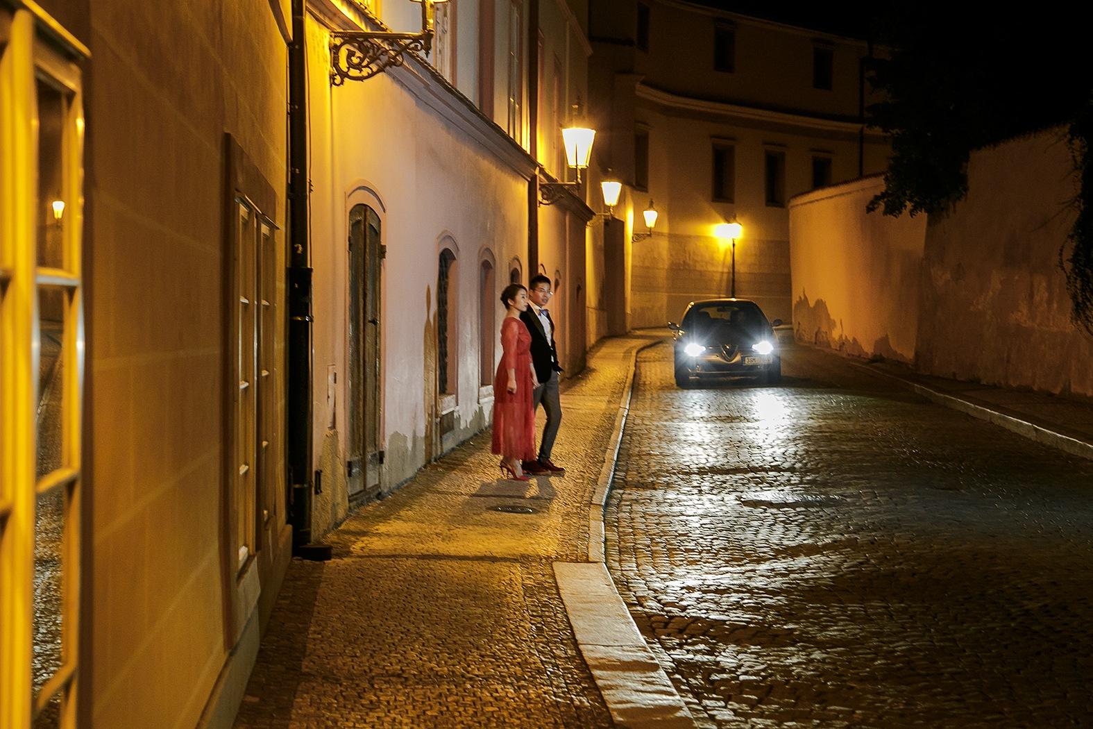 Ночное такси by Bashin Viacheslav