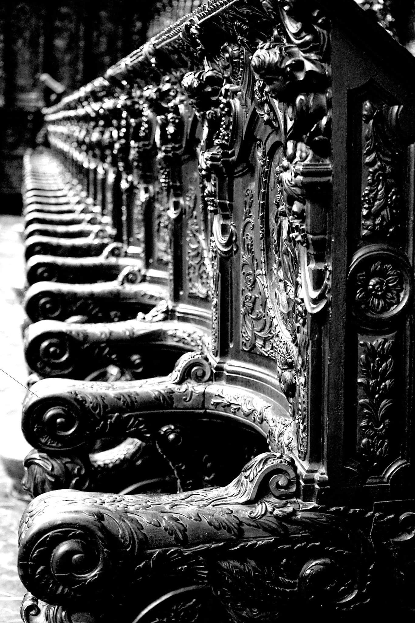 Order in The Mezquita by CMCP
