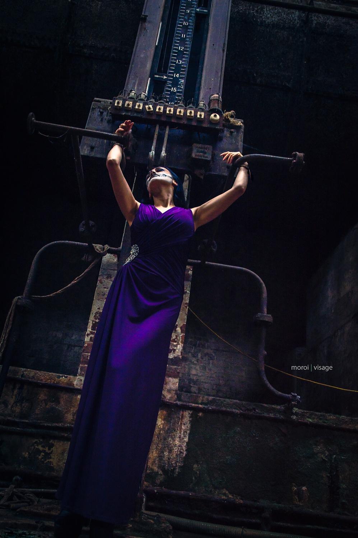 Held Captive by Moroi Visage