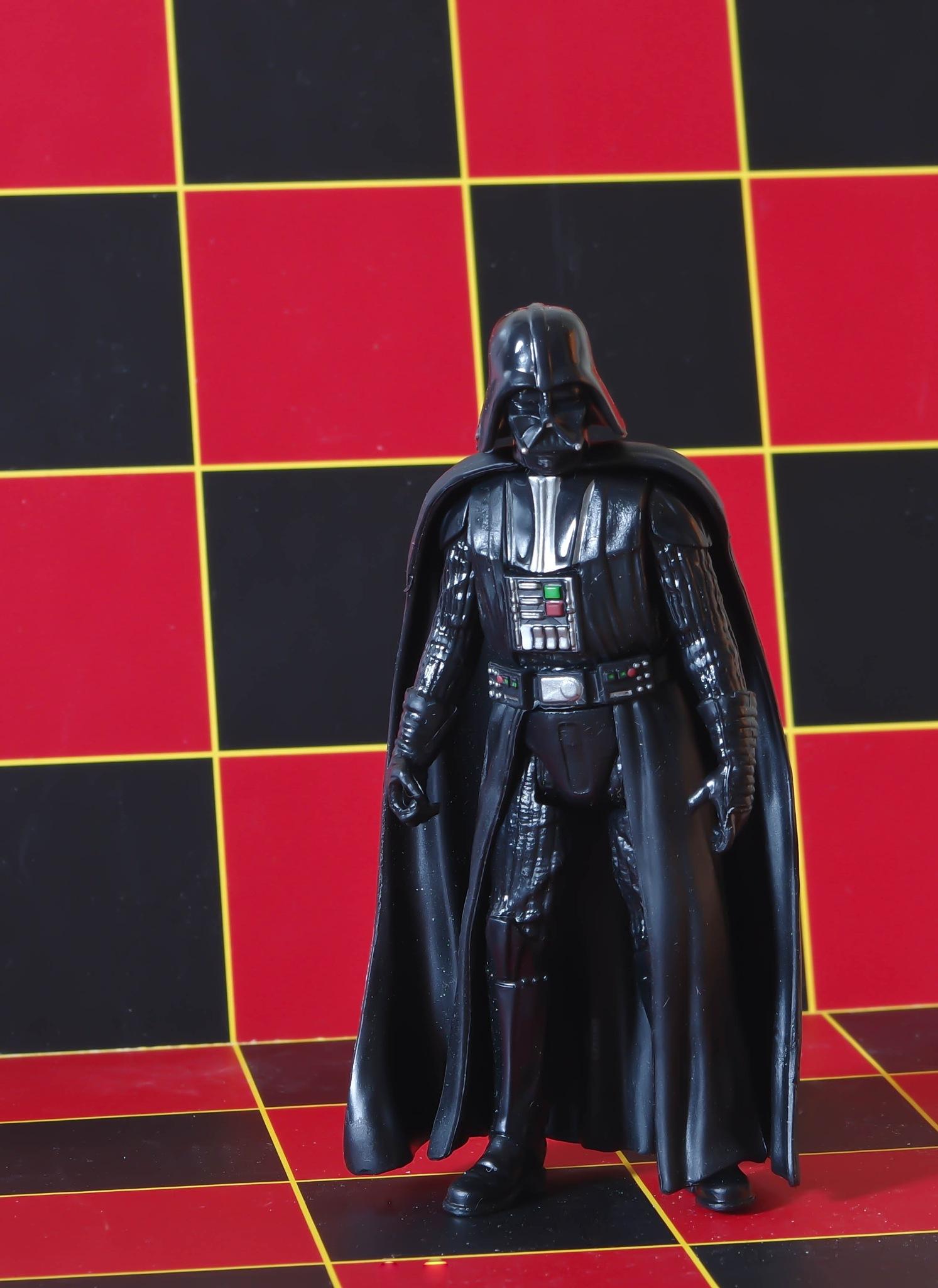 Darth Vader by chuckhildebrandt7