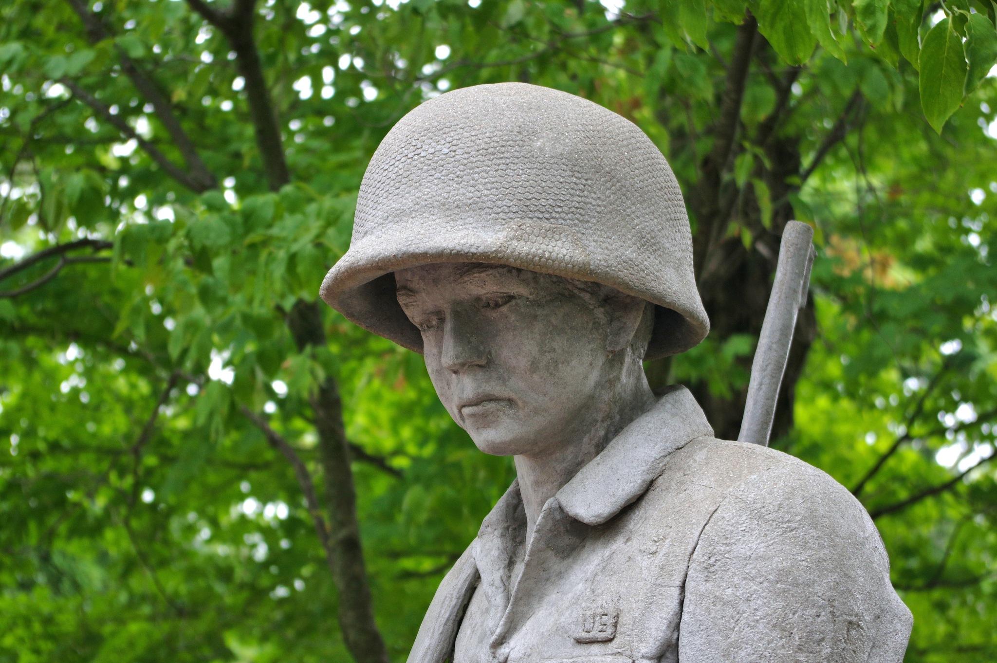 Soldier by chuckhildebrandt7