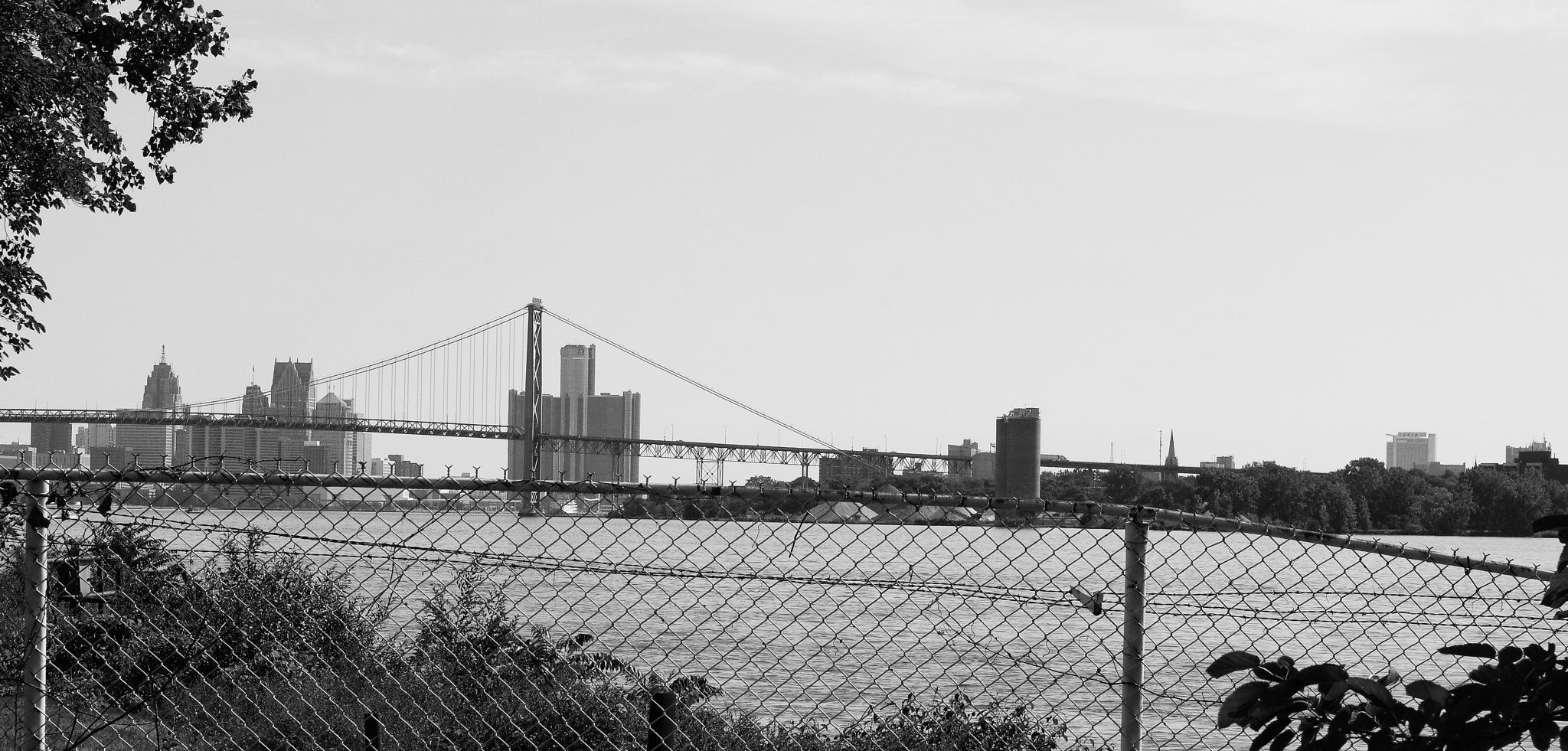 City Skyline by chuckhildebrandt7