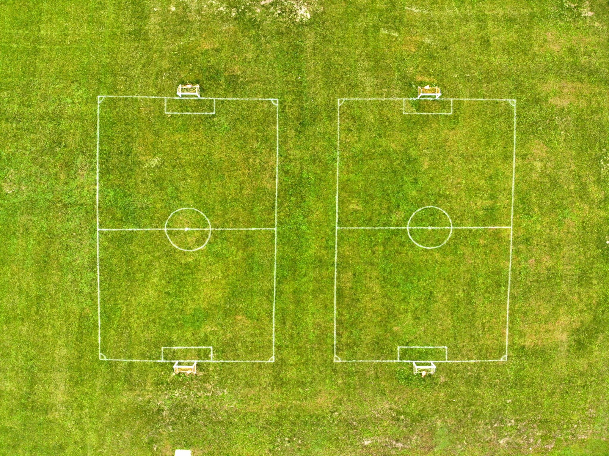 Soccer Fields by chuckhildebrandt7