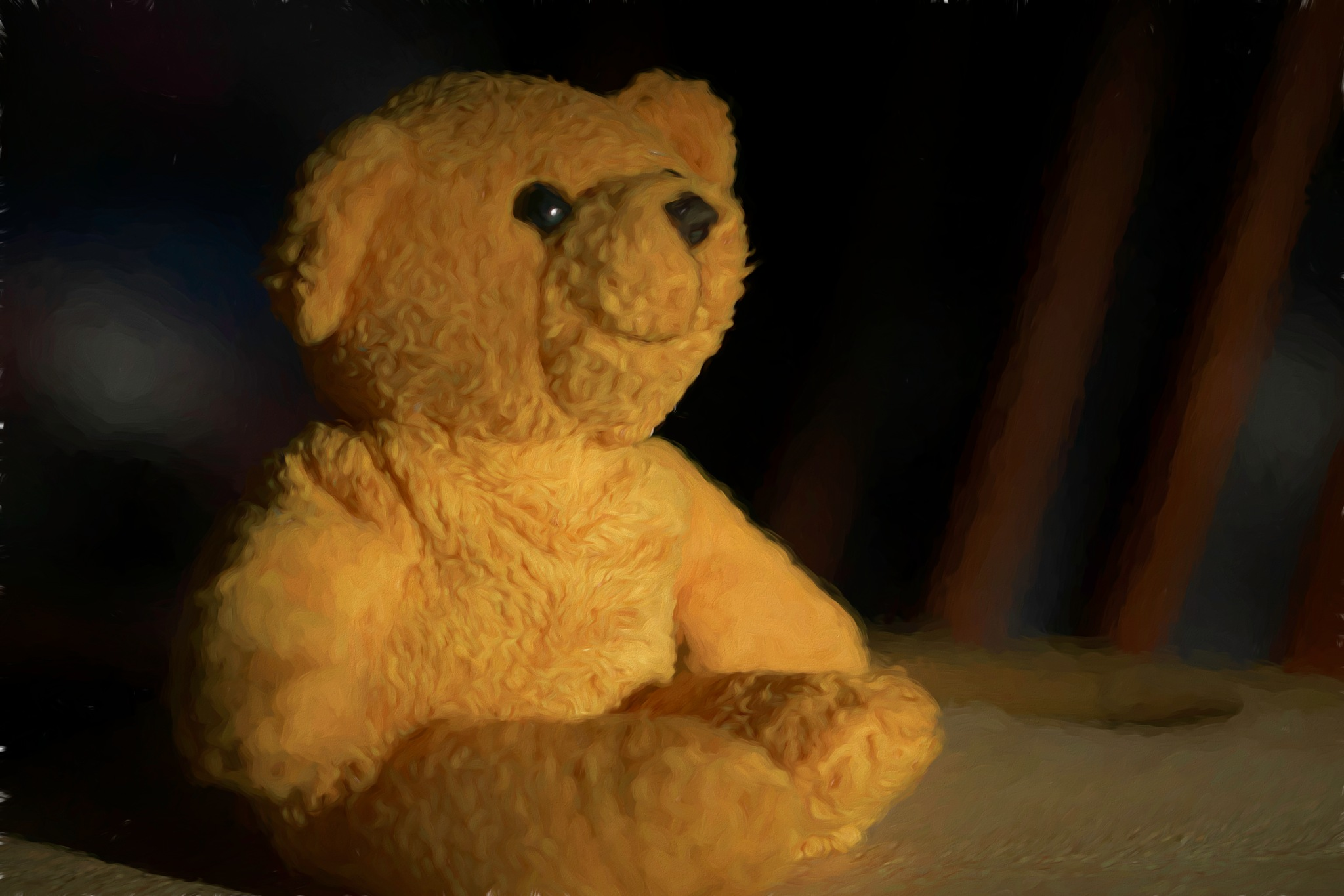 Teddy by Leanne Smithers