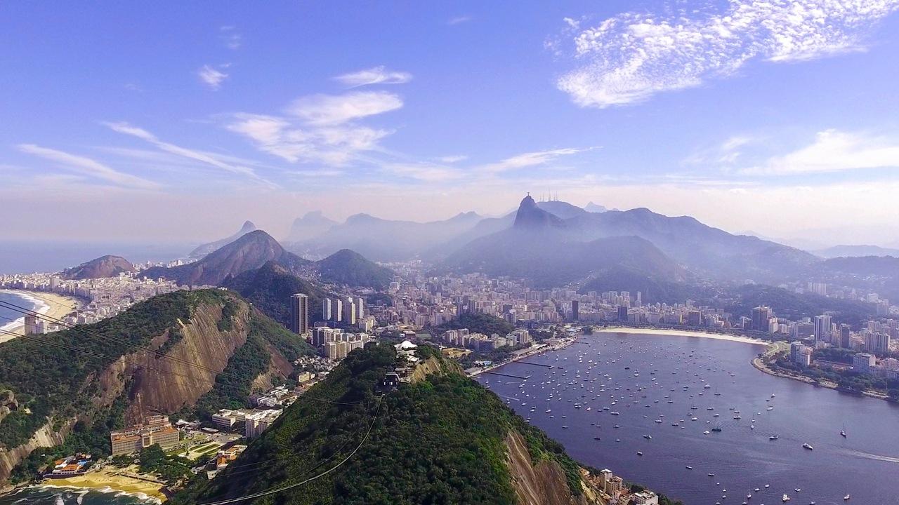 Rio de Janeiro by @FabianBPhoto