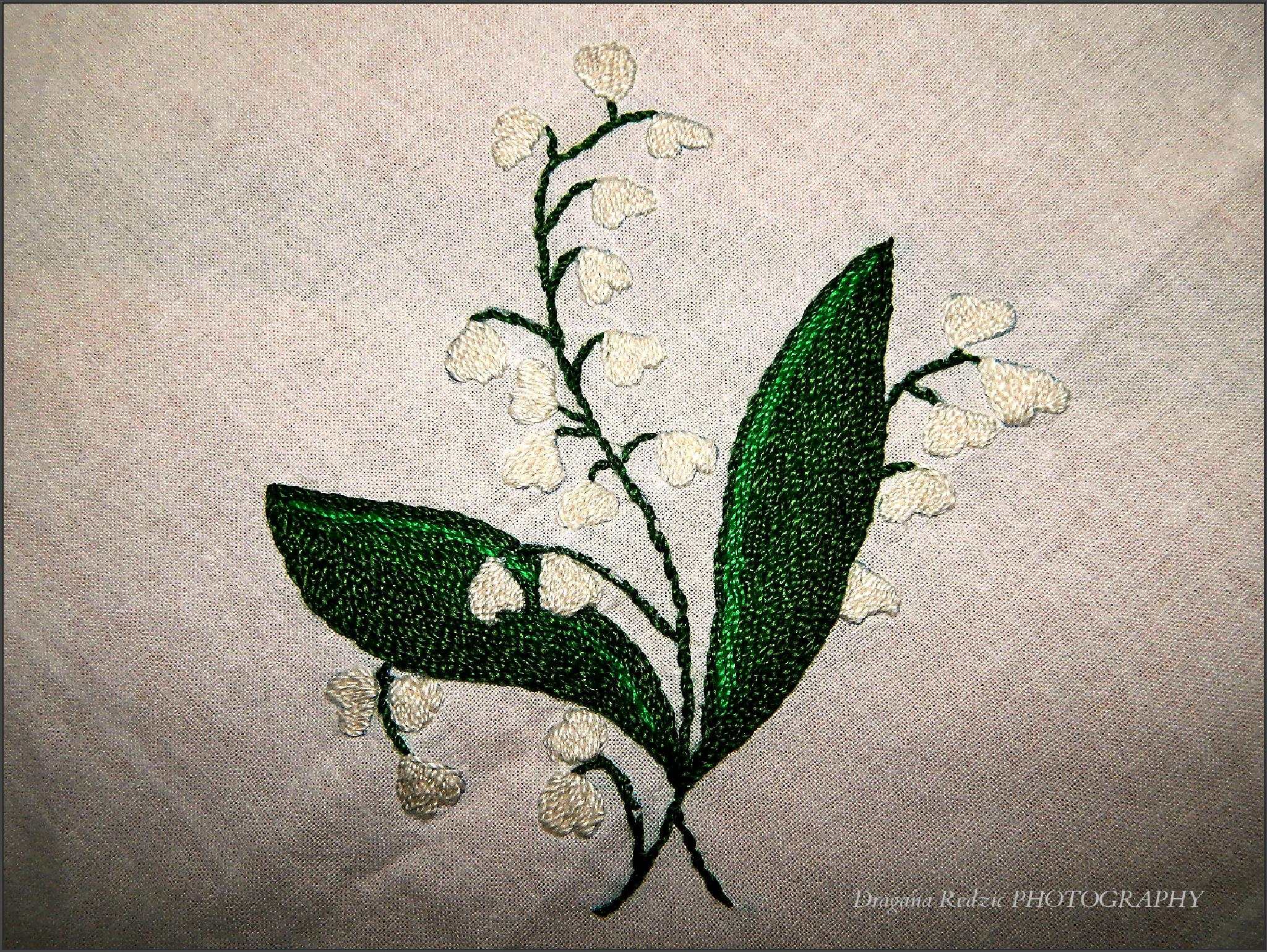 Lily of the valley by Драгана М. Реџић