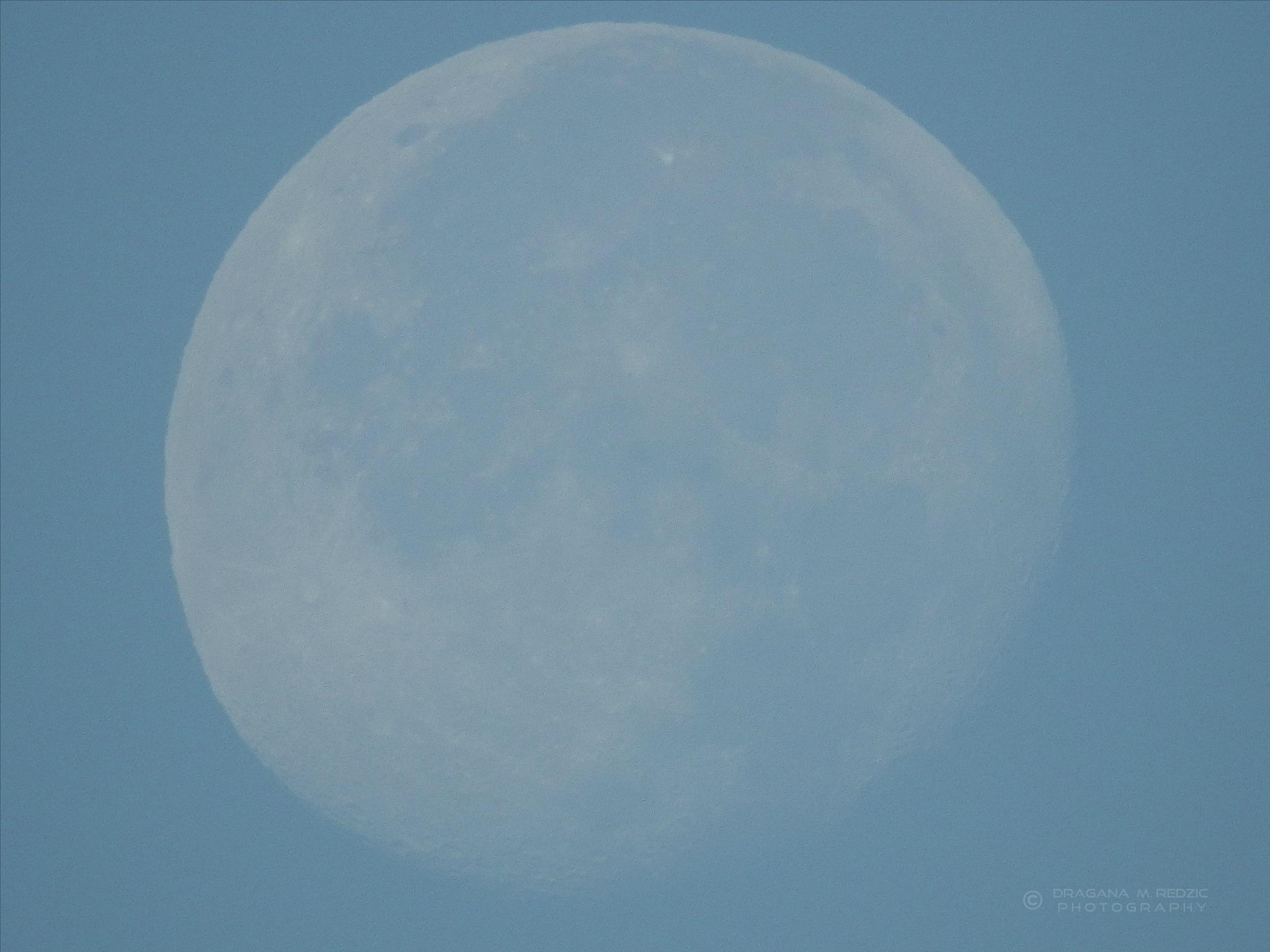 Moonset ... by Драгана М. Реџић