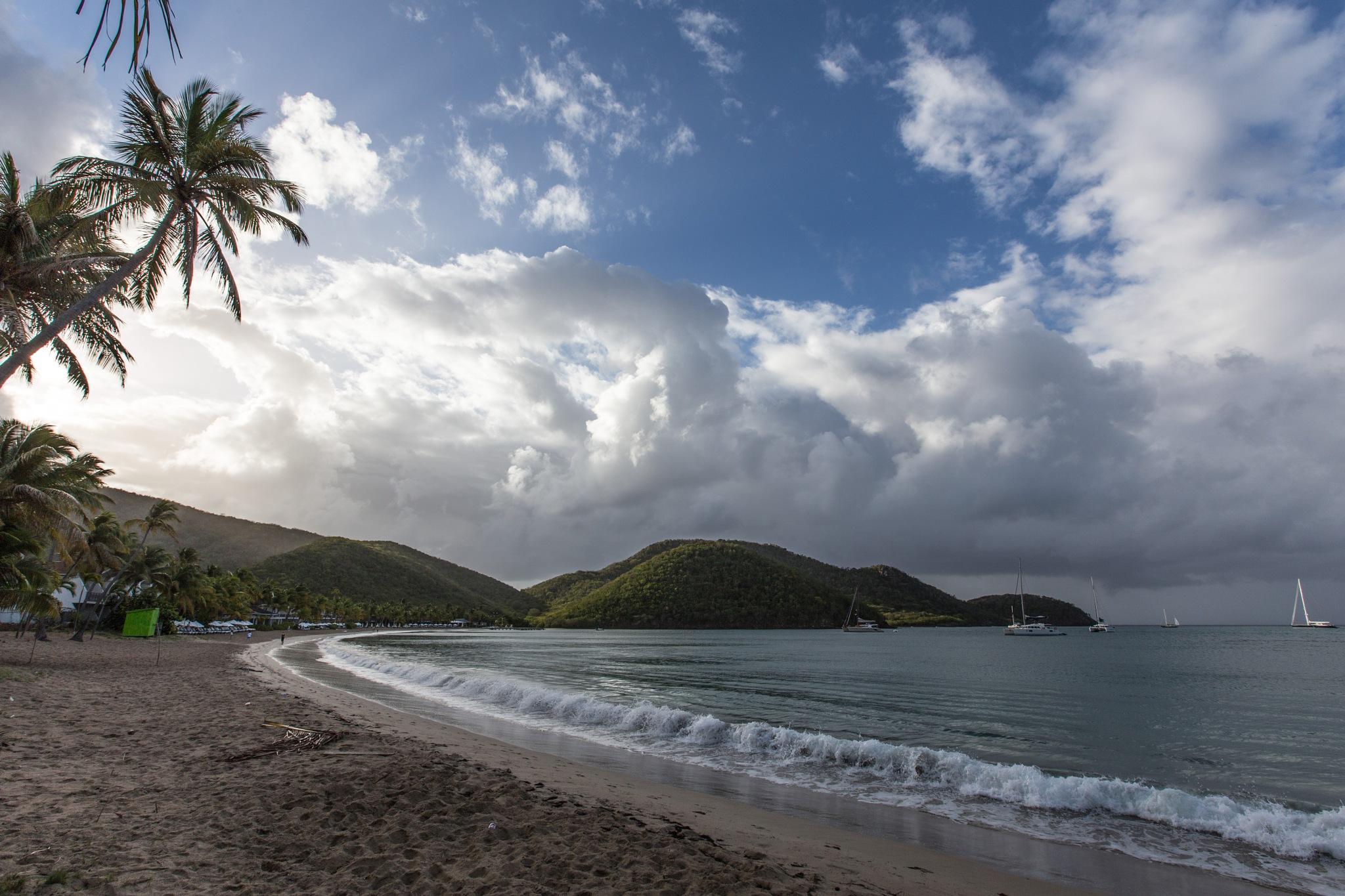 Carlisle Bay Antigua, Old Road, Saint Mary's, Antigua & BarbudaCarlisle Bay Antigua, Old Road, Saint by Andrei Snitko
