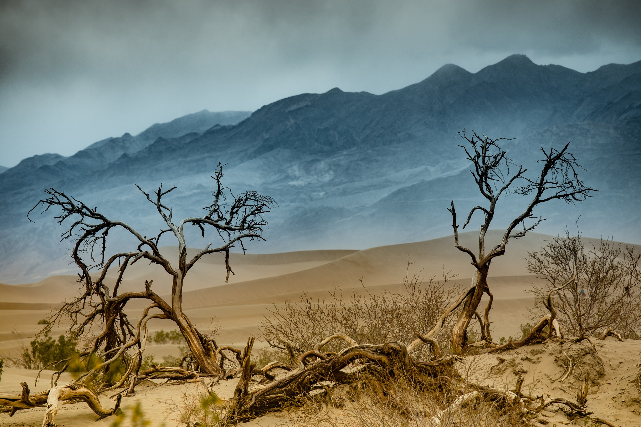 Death Valley by volkhard sturzbecher