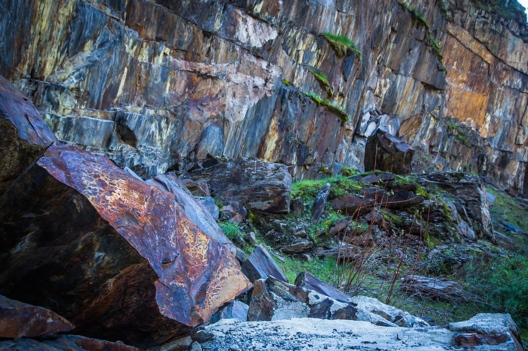 Yosemite, Rock Art by volkhard sturzbecher