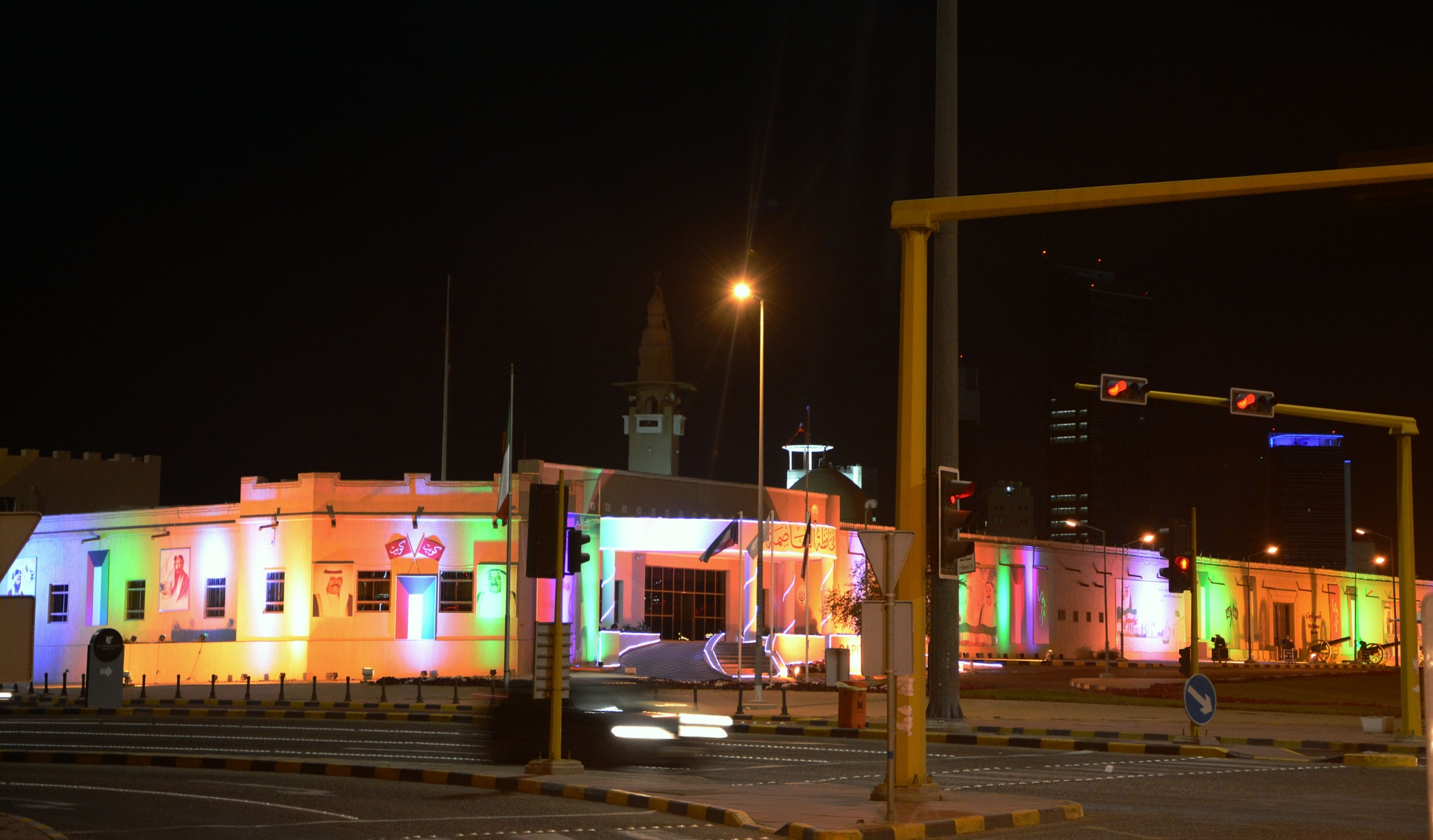 National day of Kuwait by M.S.Sabir