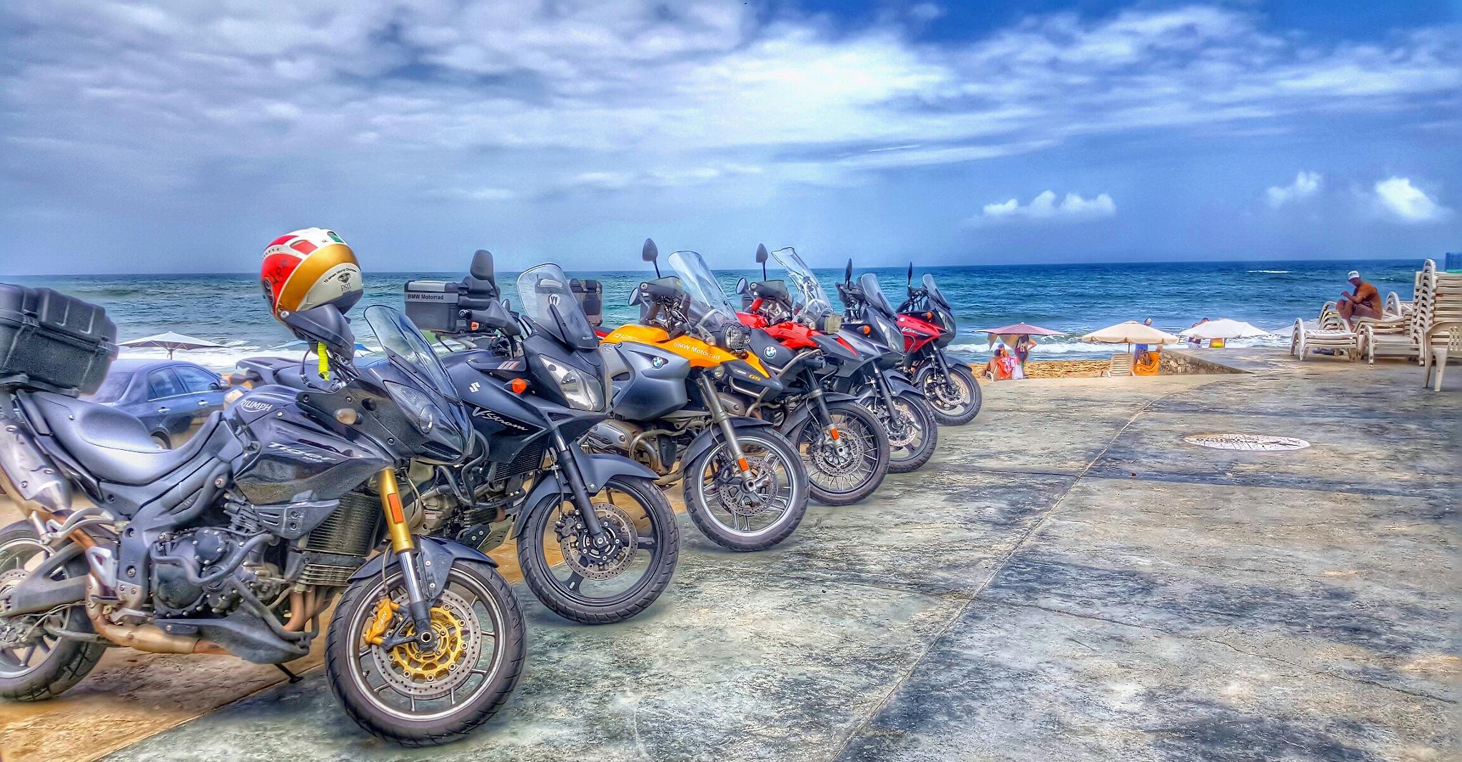 Paseo Playa by VENEBIKE