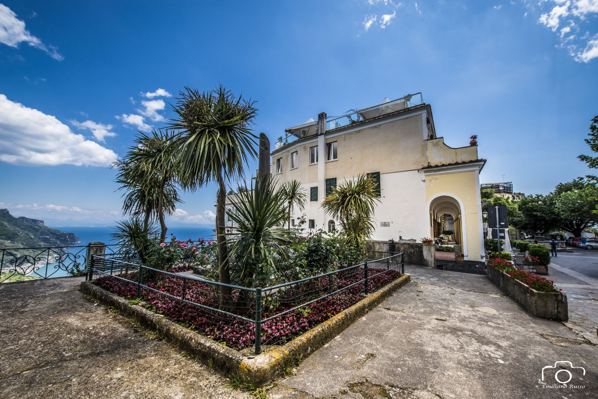 Ravello - Italy by Emiliano Russo - professional photographer