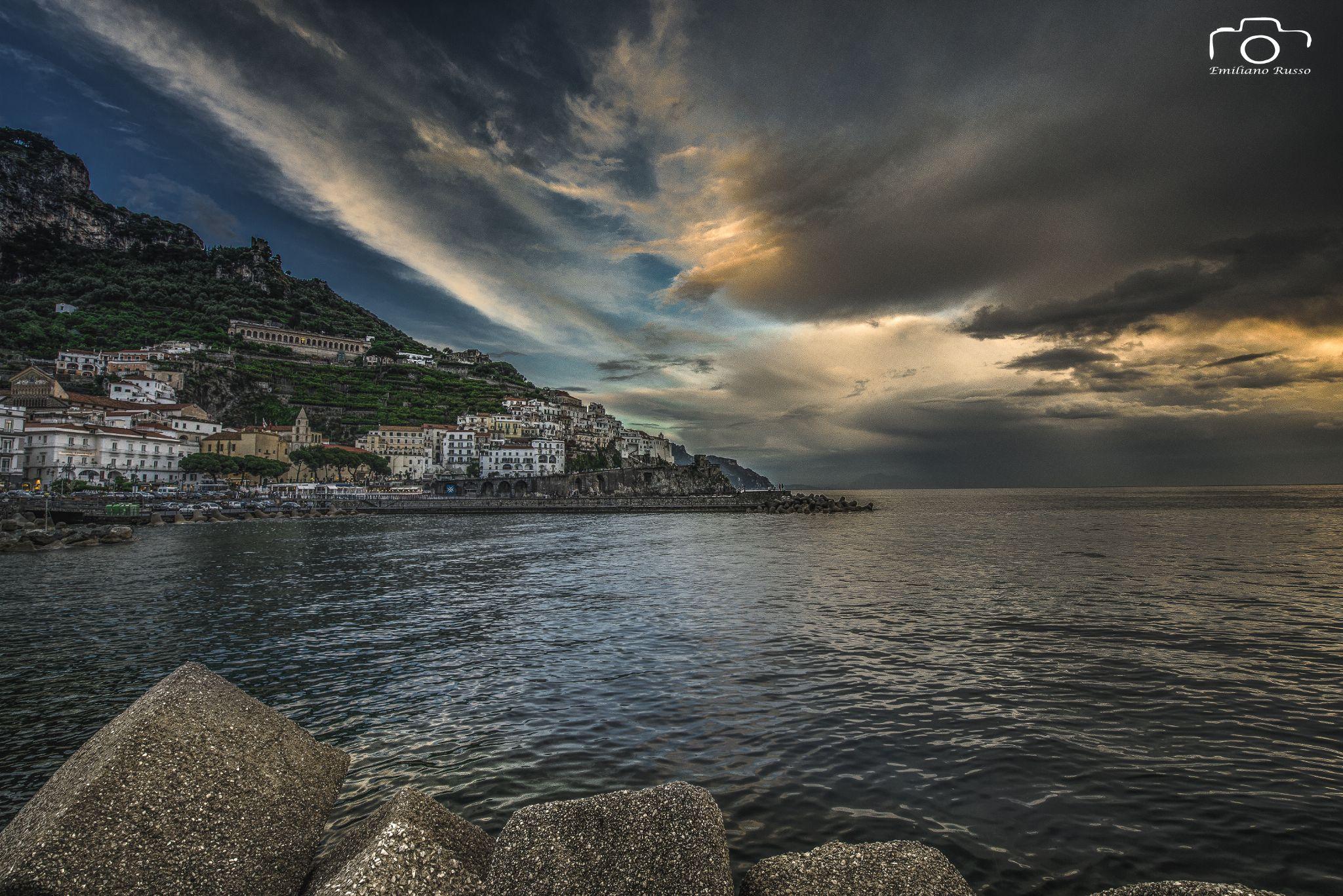 Amalfi by Emiliano Russo - professional photographer