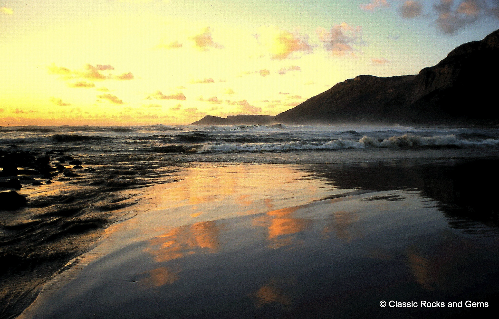 Cape Agulhas by classicrocksandgems