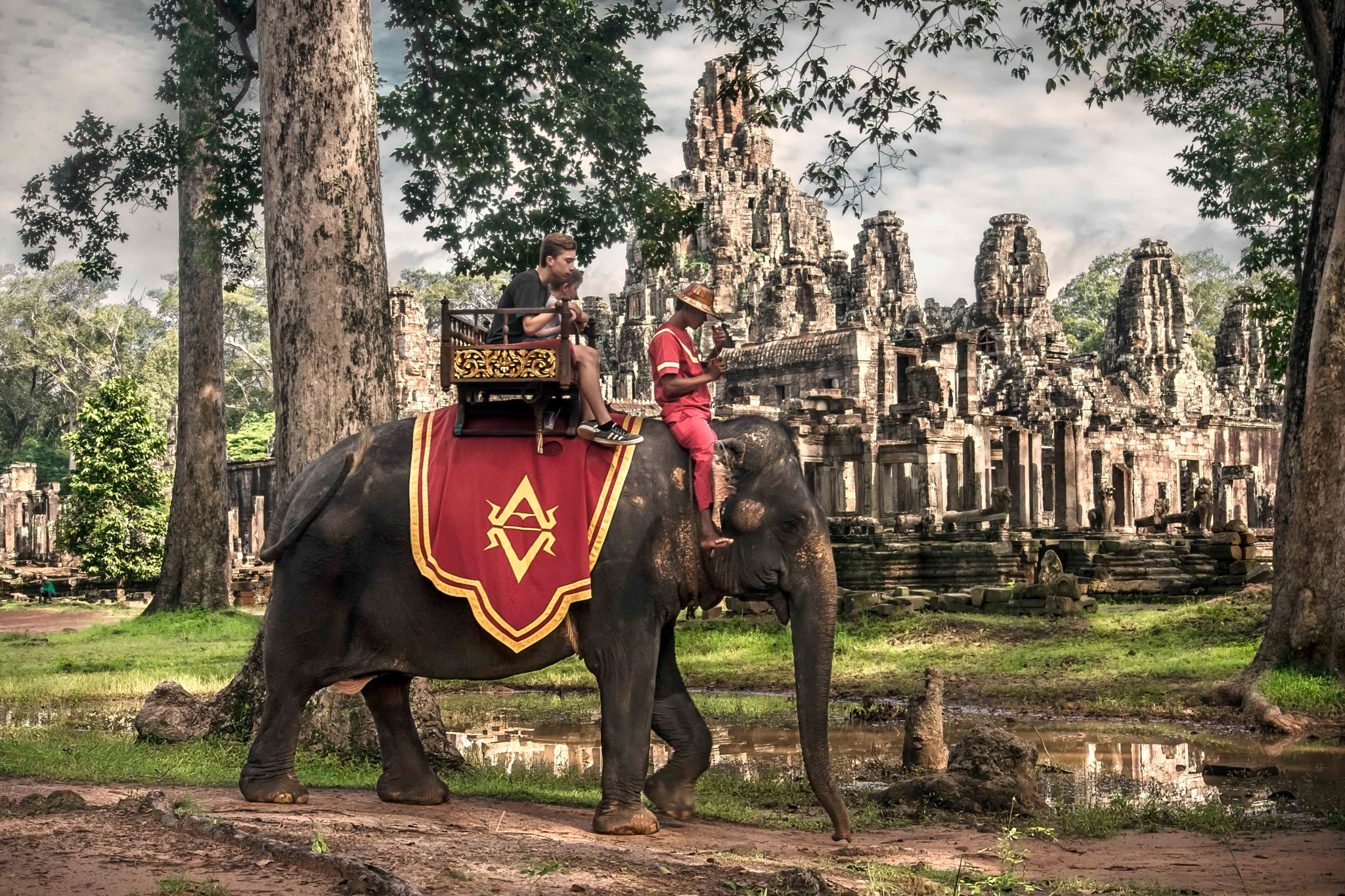 The Bayon by Roberto Pazzi Photography