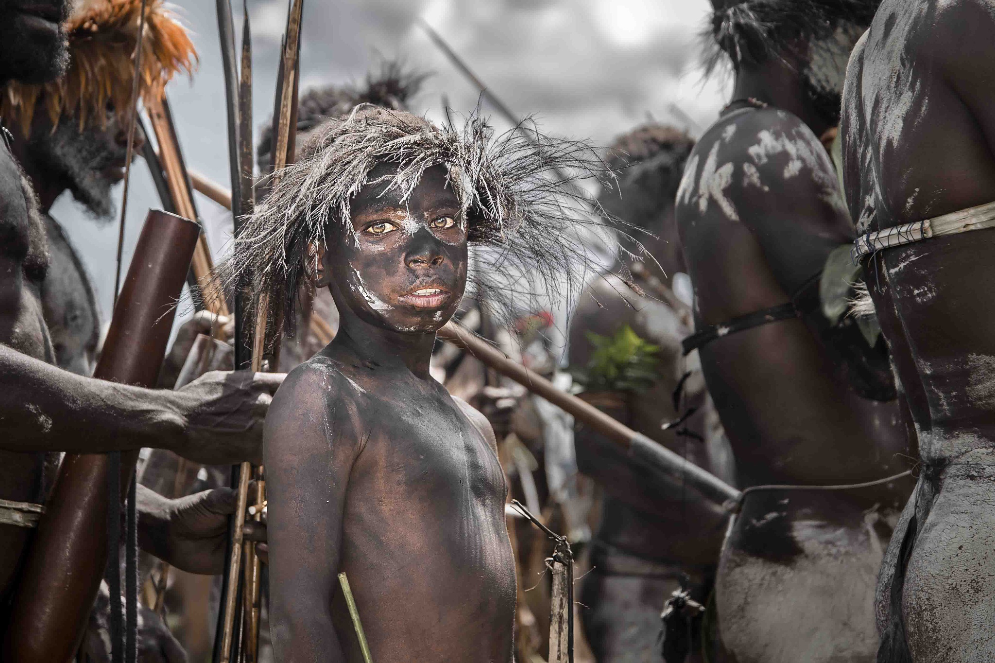 Young Warrior by Roberto Pazzi Photography