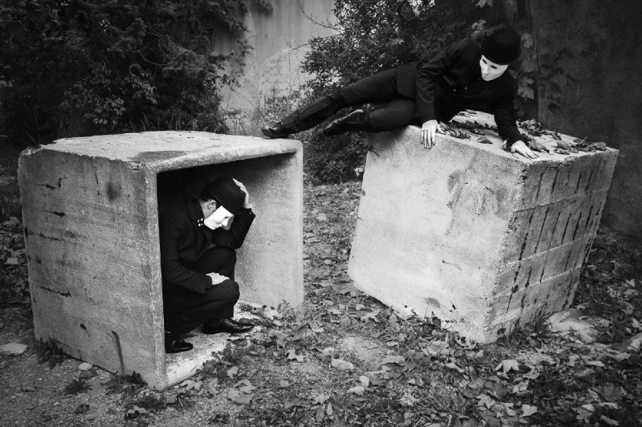 Stanley Cube-Brique by fabienlombardphotos
