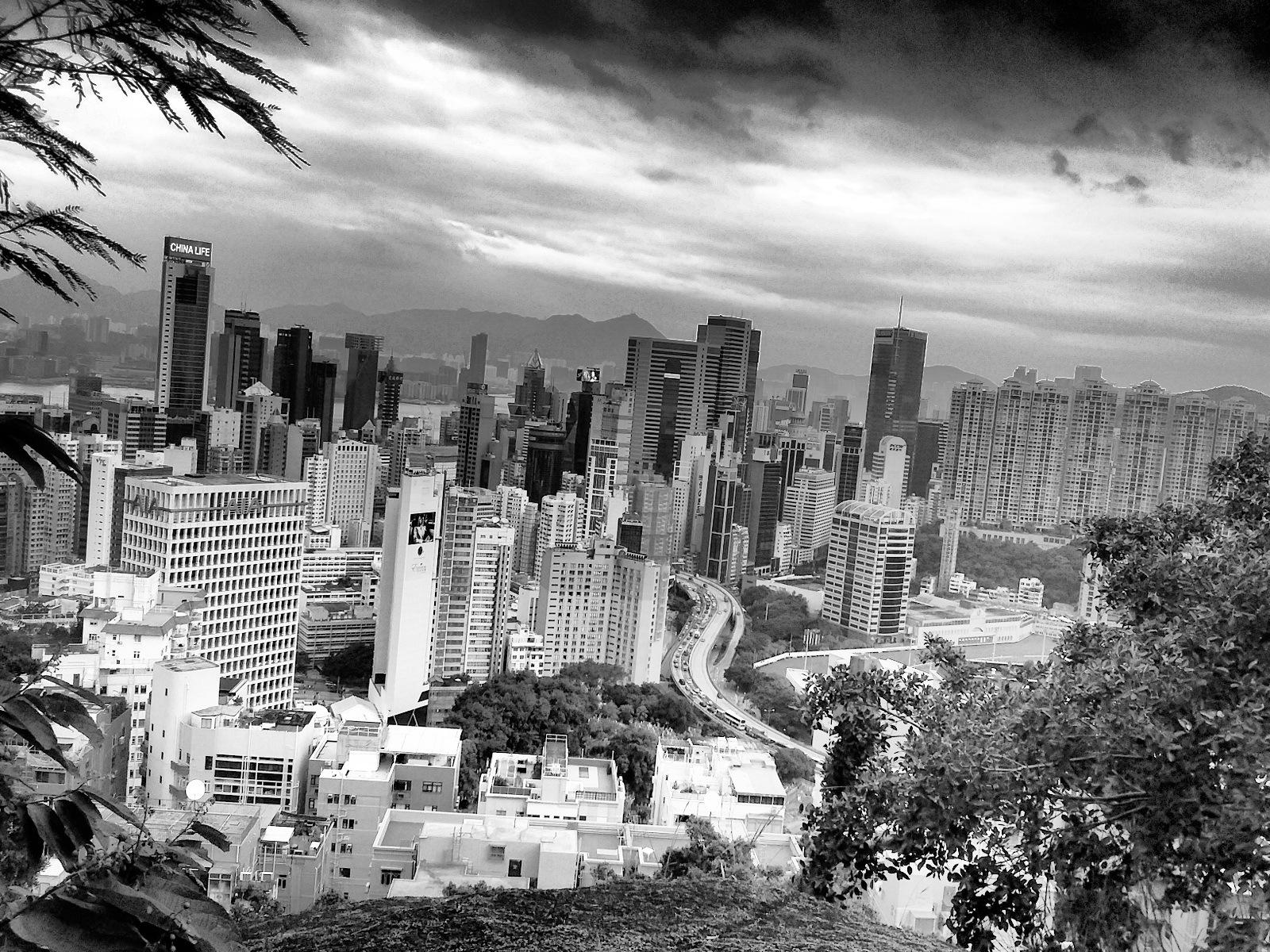 Hongkong City  by MLP