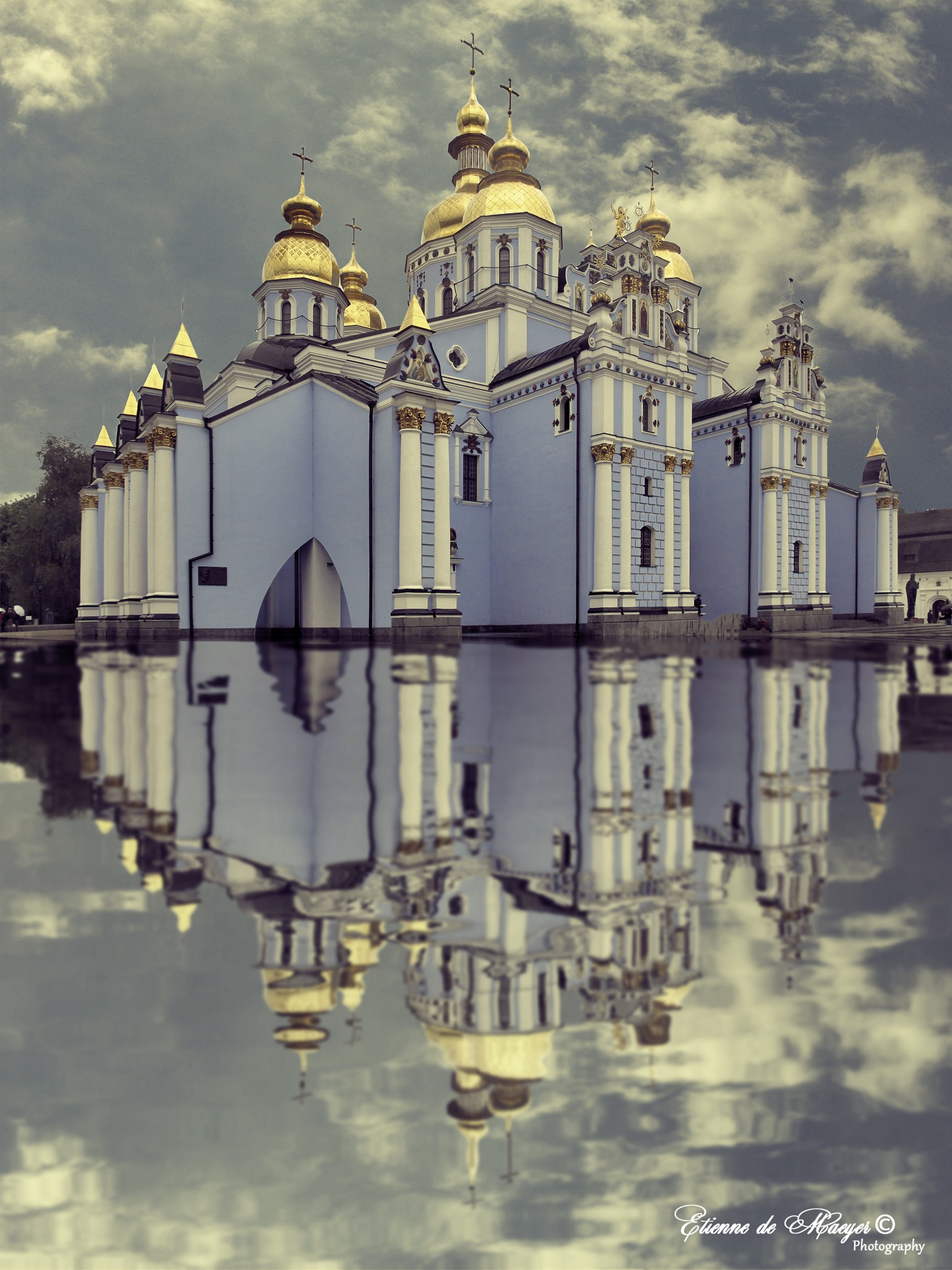 Oekraïne by Etienne de Maeyer