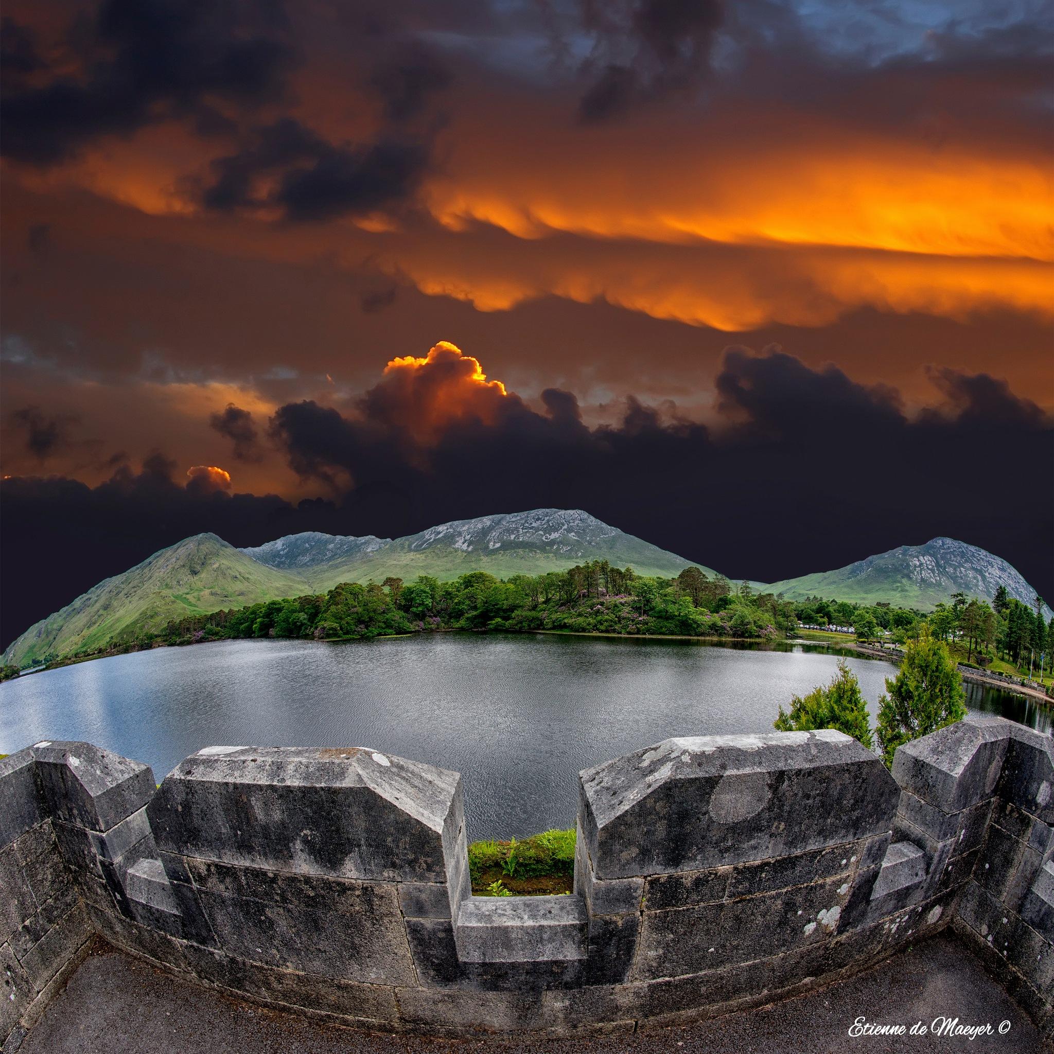 Ierland by Etienne de Maeyer