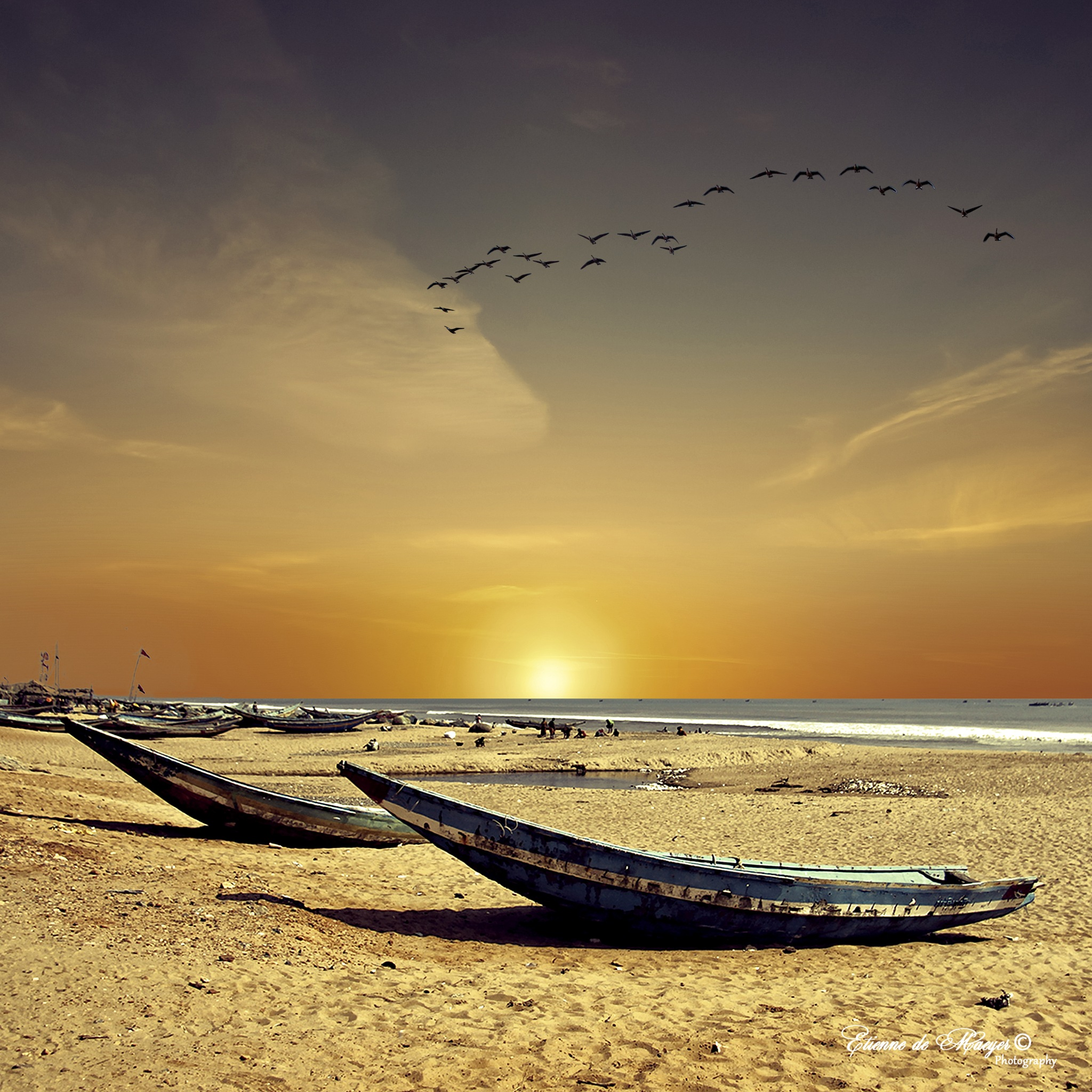 Seaside by Etienne de Maeyer