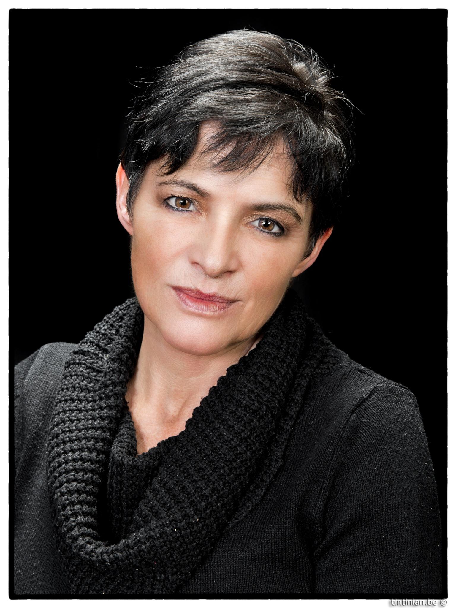 Photo in Portrait #marja #portret #tintinian