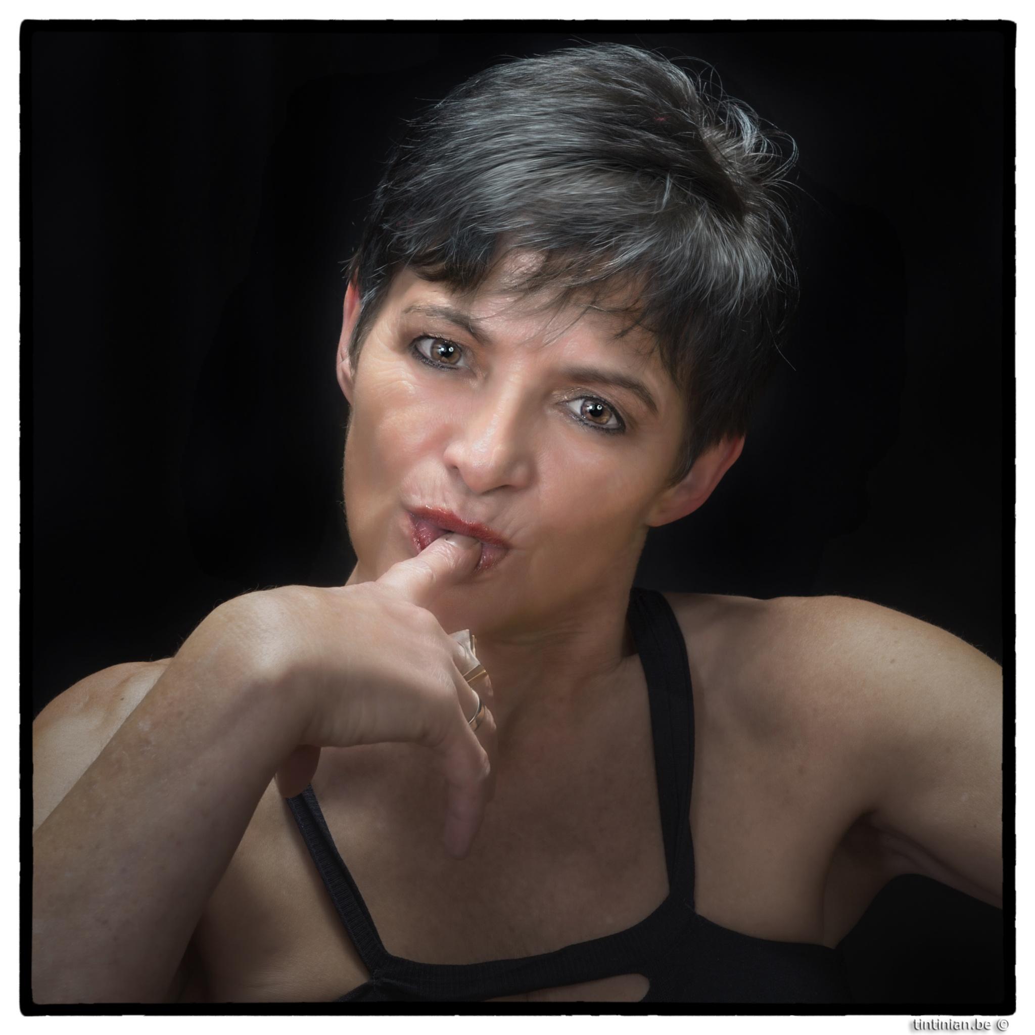 Photo in Portrait #marja #portrait #tintinian