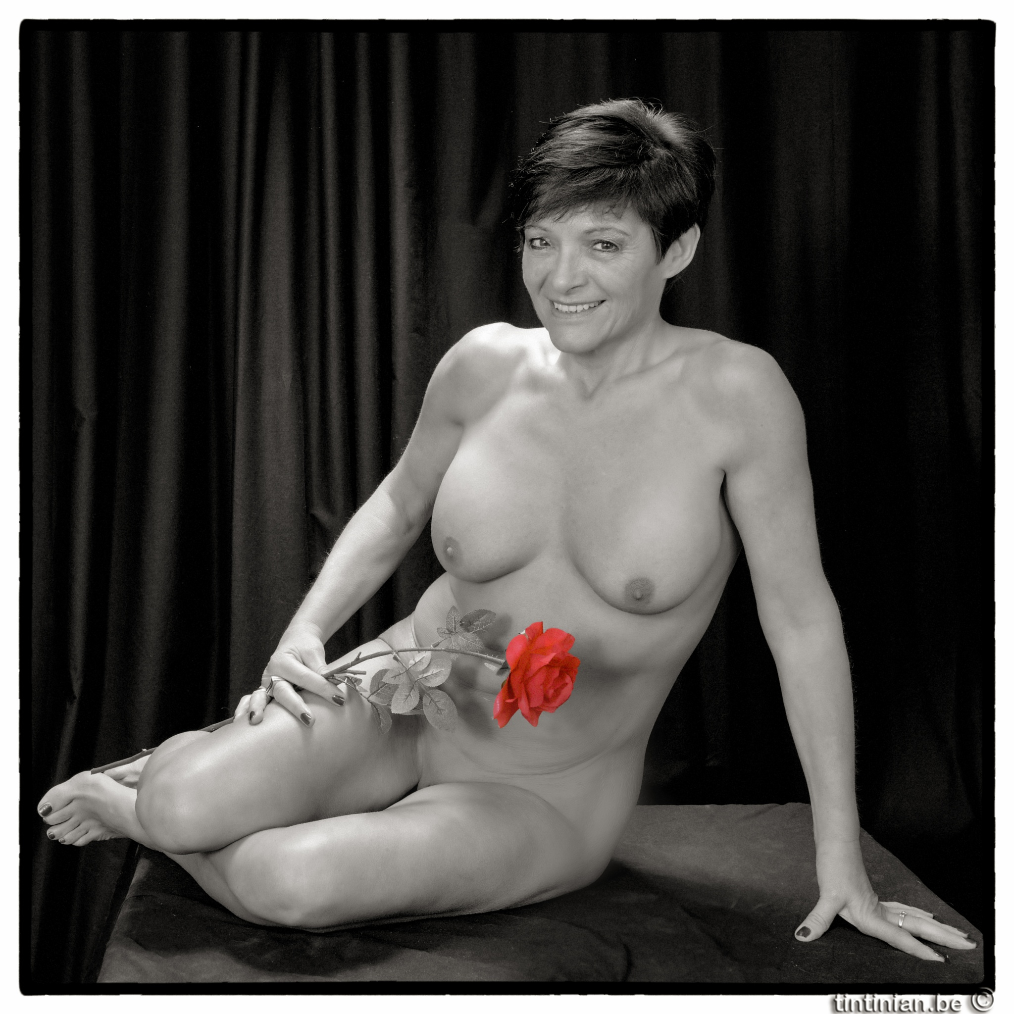 Photo in Nude #marja #rose #nude #tintinian