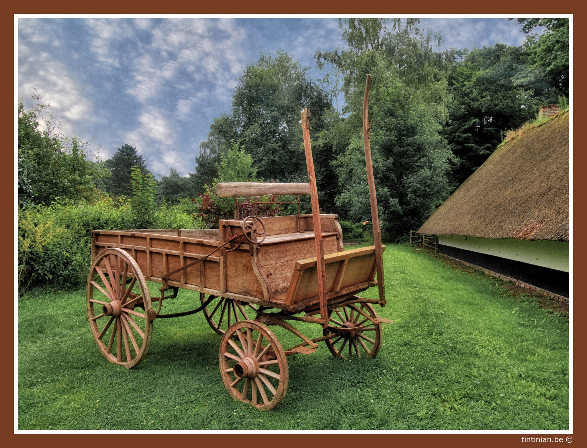 Photo in Landscape #bokrijk #belgium #tintinian