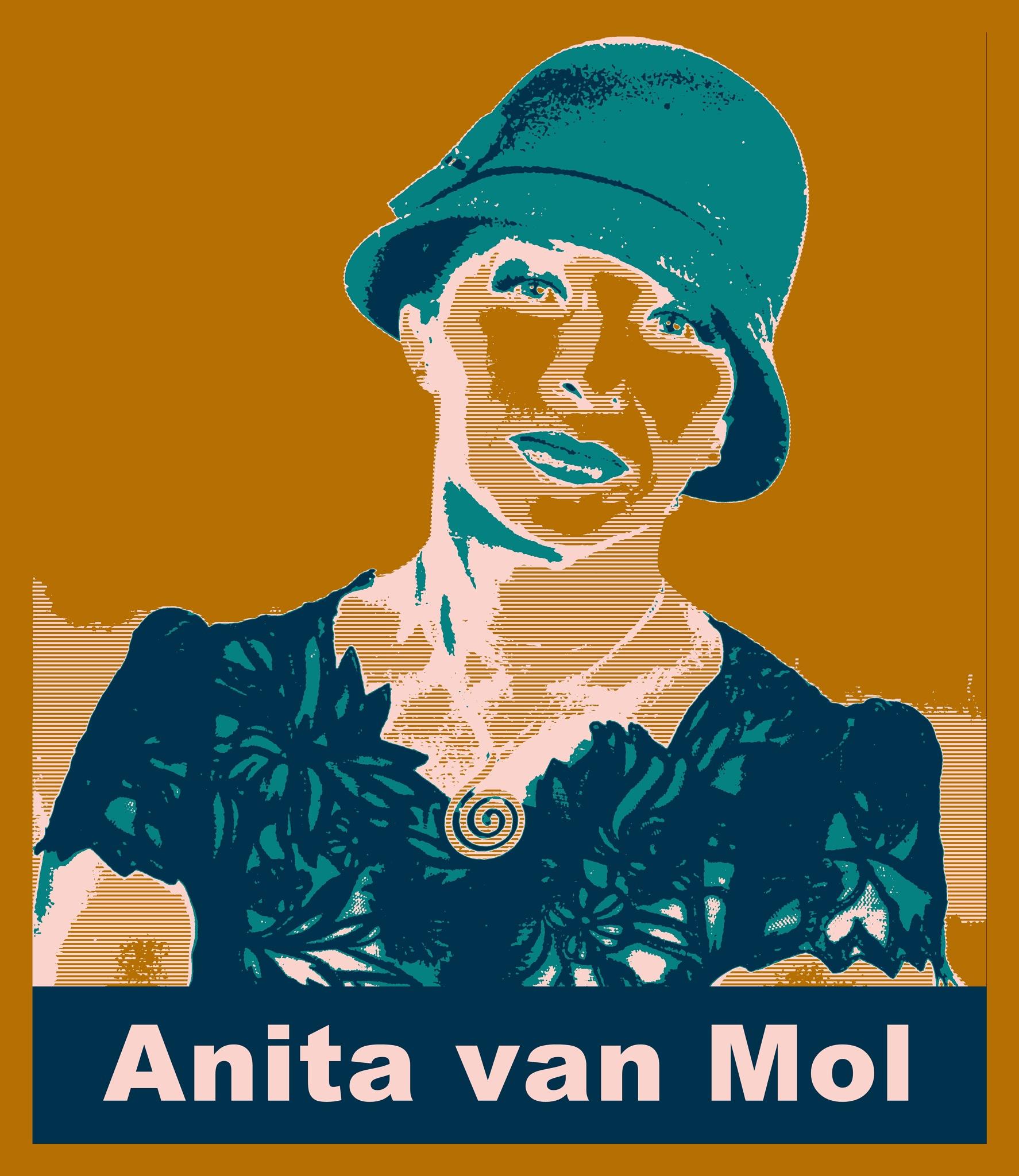 Anita vM by Etienne de Maeyer