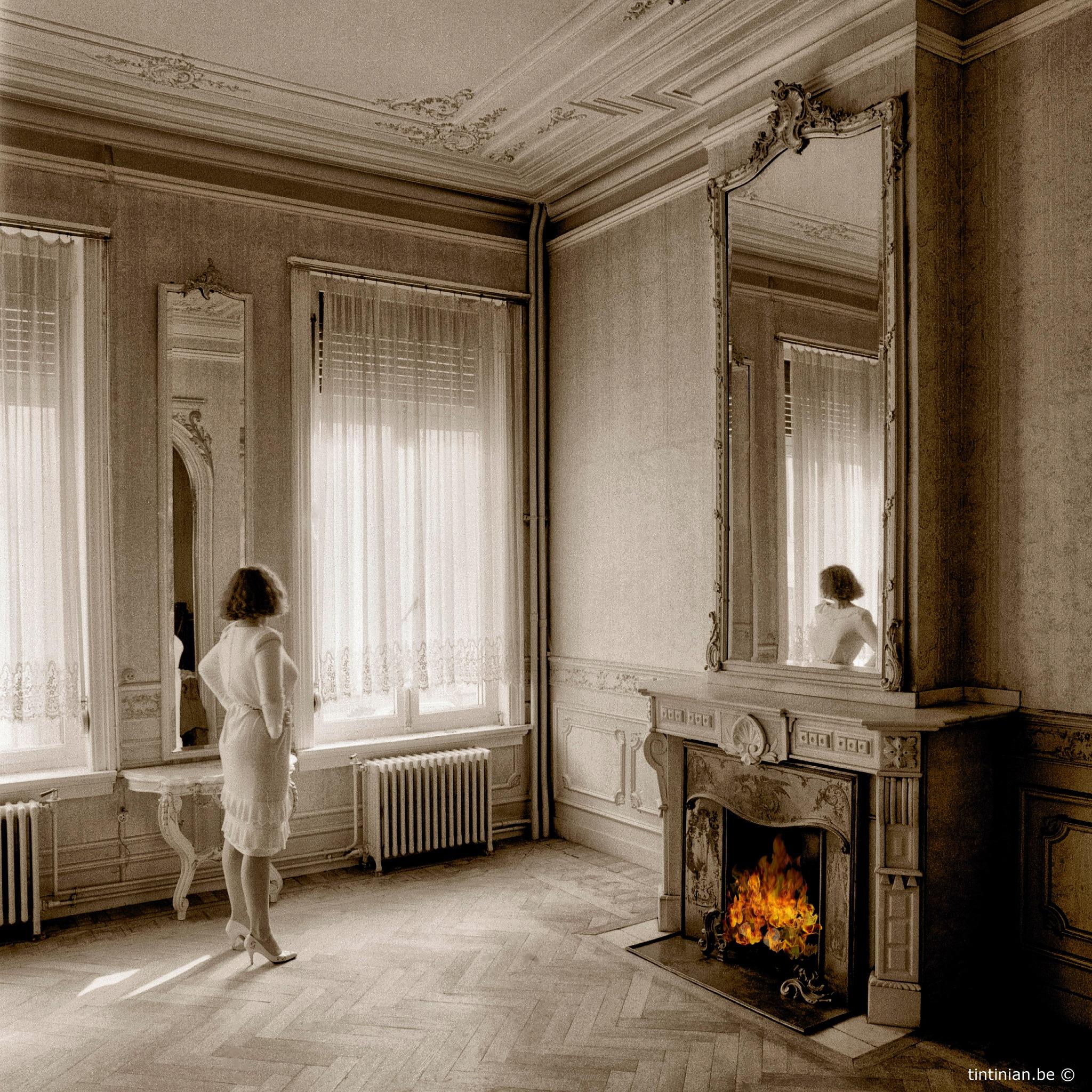 Interior by Etienne de Maeyer