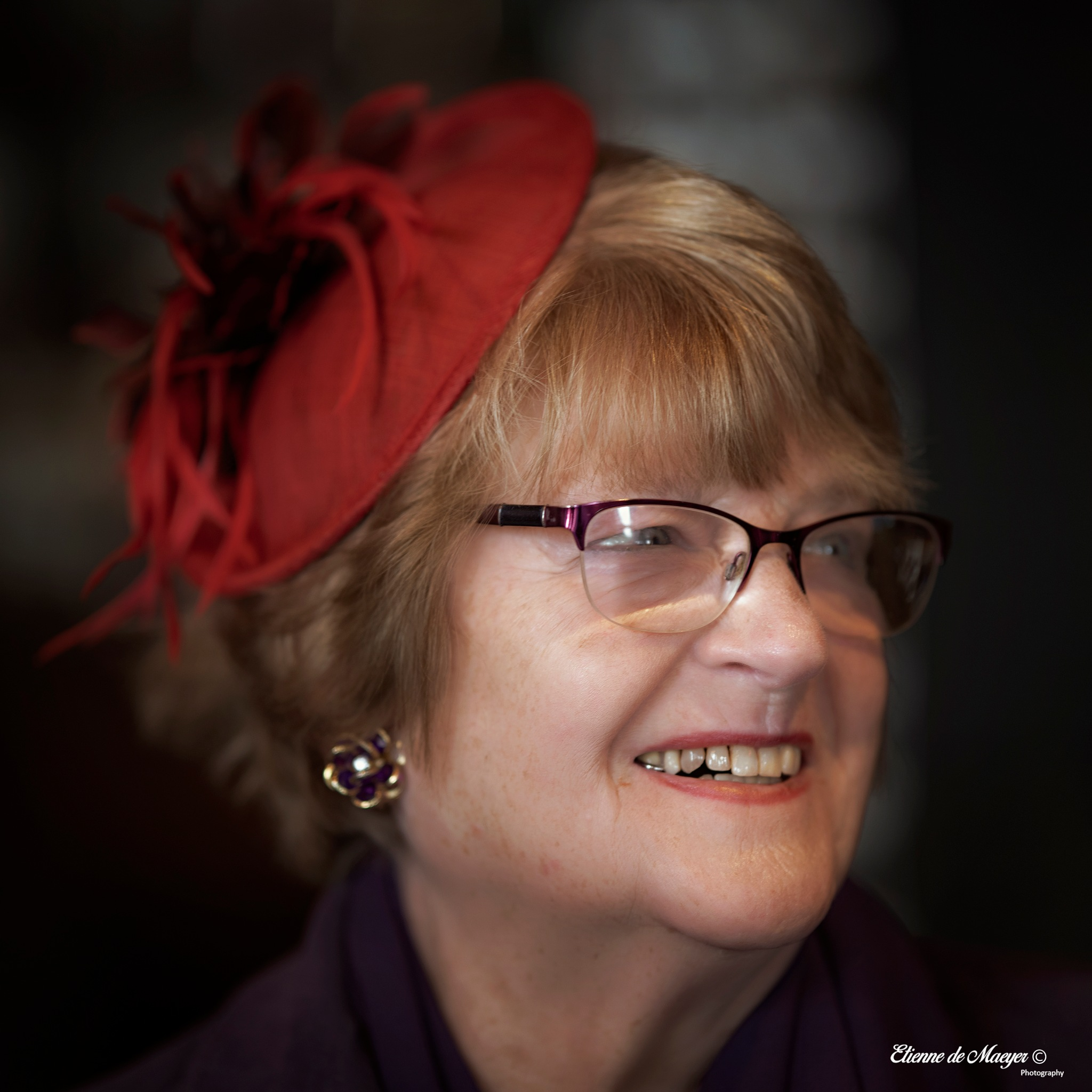 Red Hat Society by Etienne de Maeyer