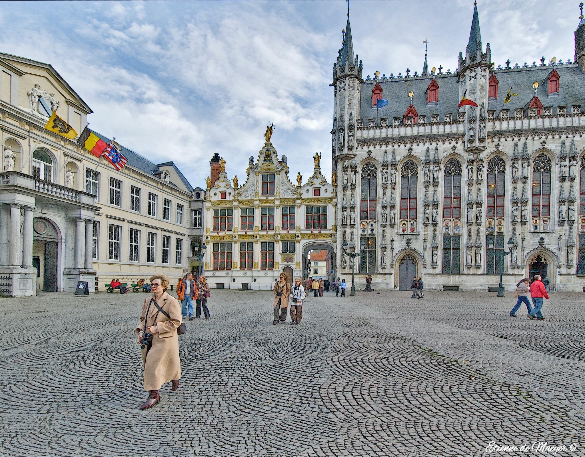 Bruges by Etienne de Maeyer