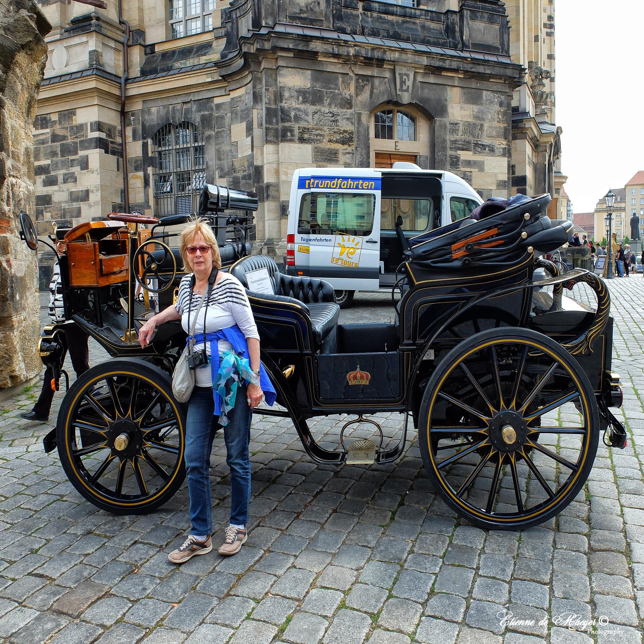 Dresden Stadsrondritten by Etienne de Maeyer