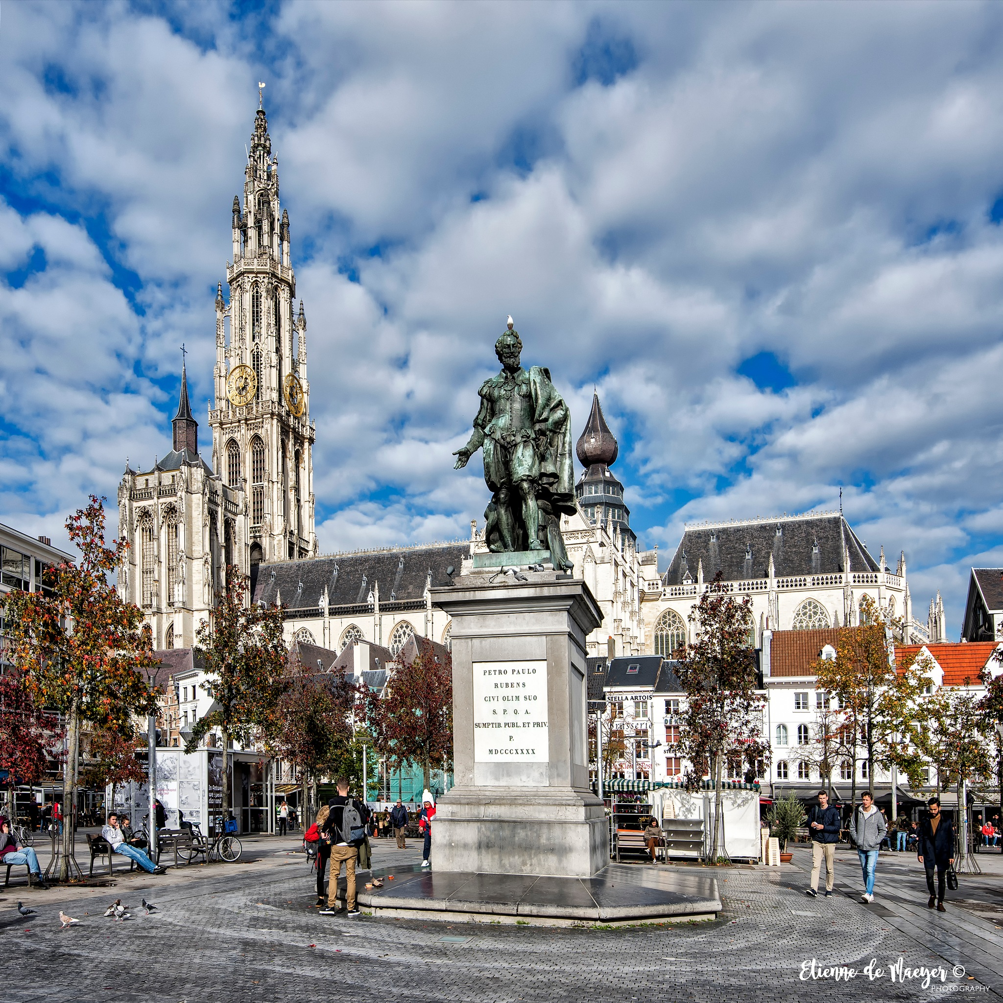 Antwerpen by Etienne de Maeyer
