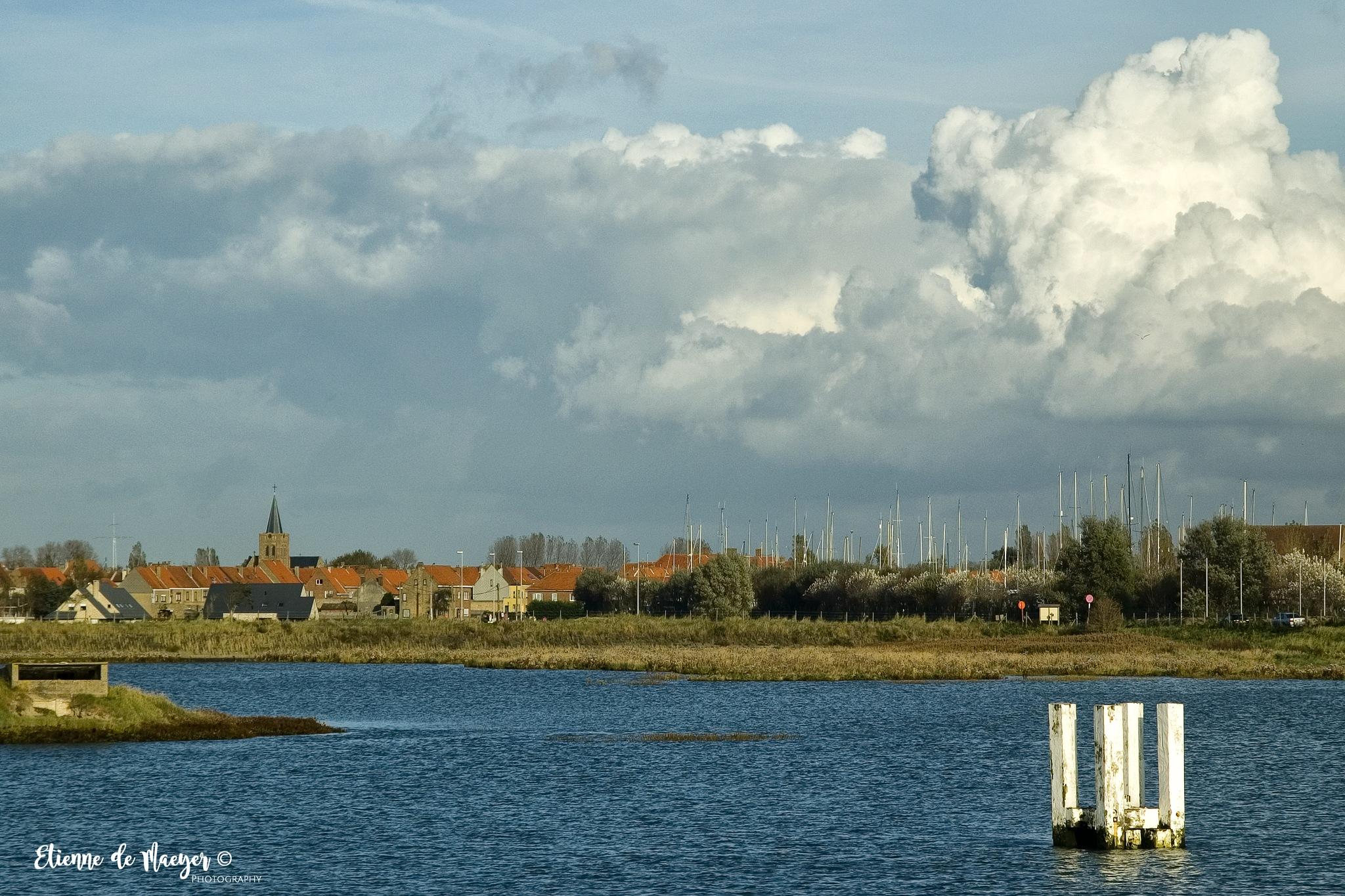 Nieuwpoort by Etienne de Maeyer