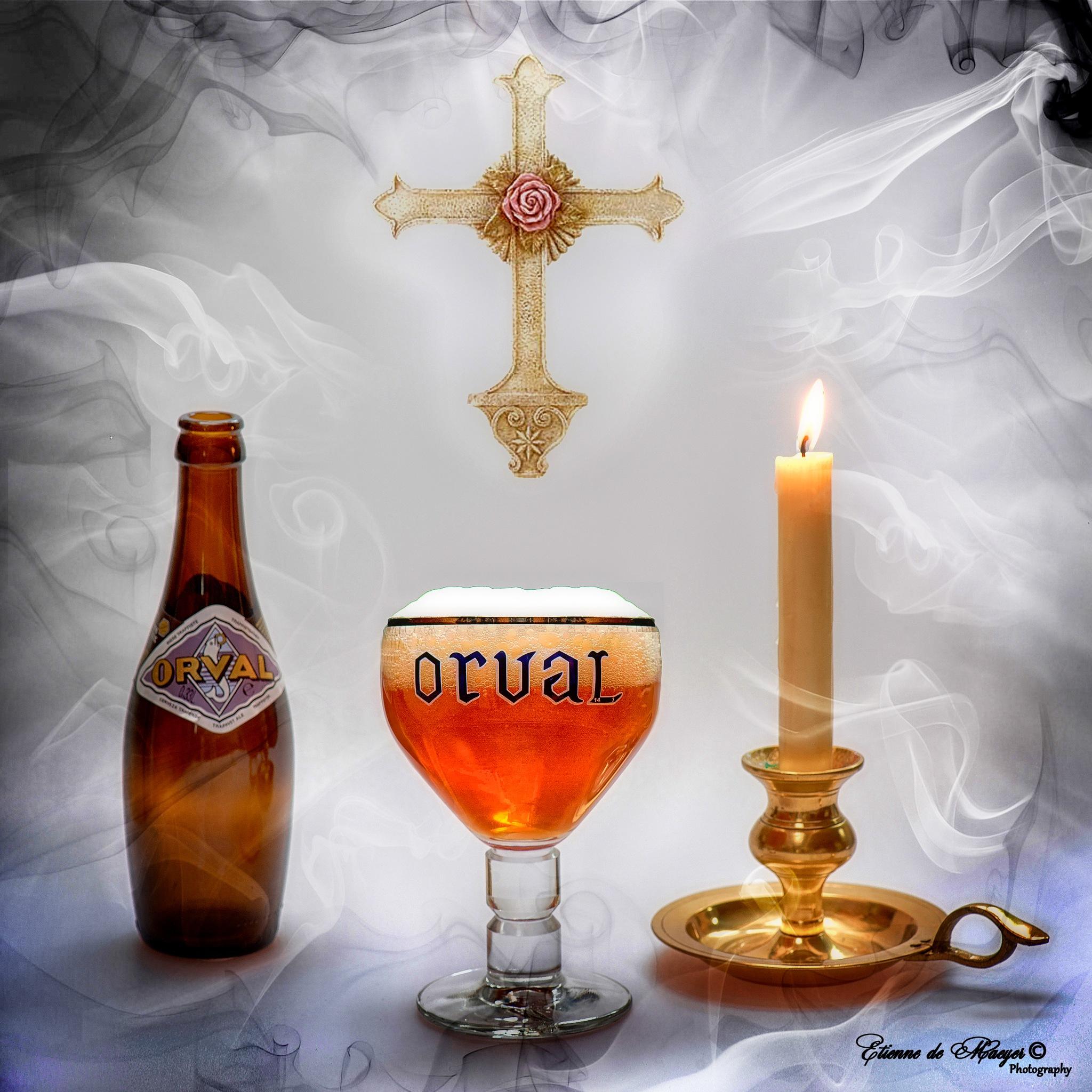 Orval... by Etienne de Maeyer