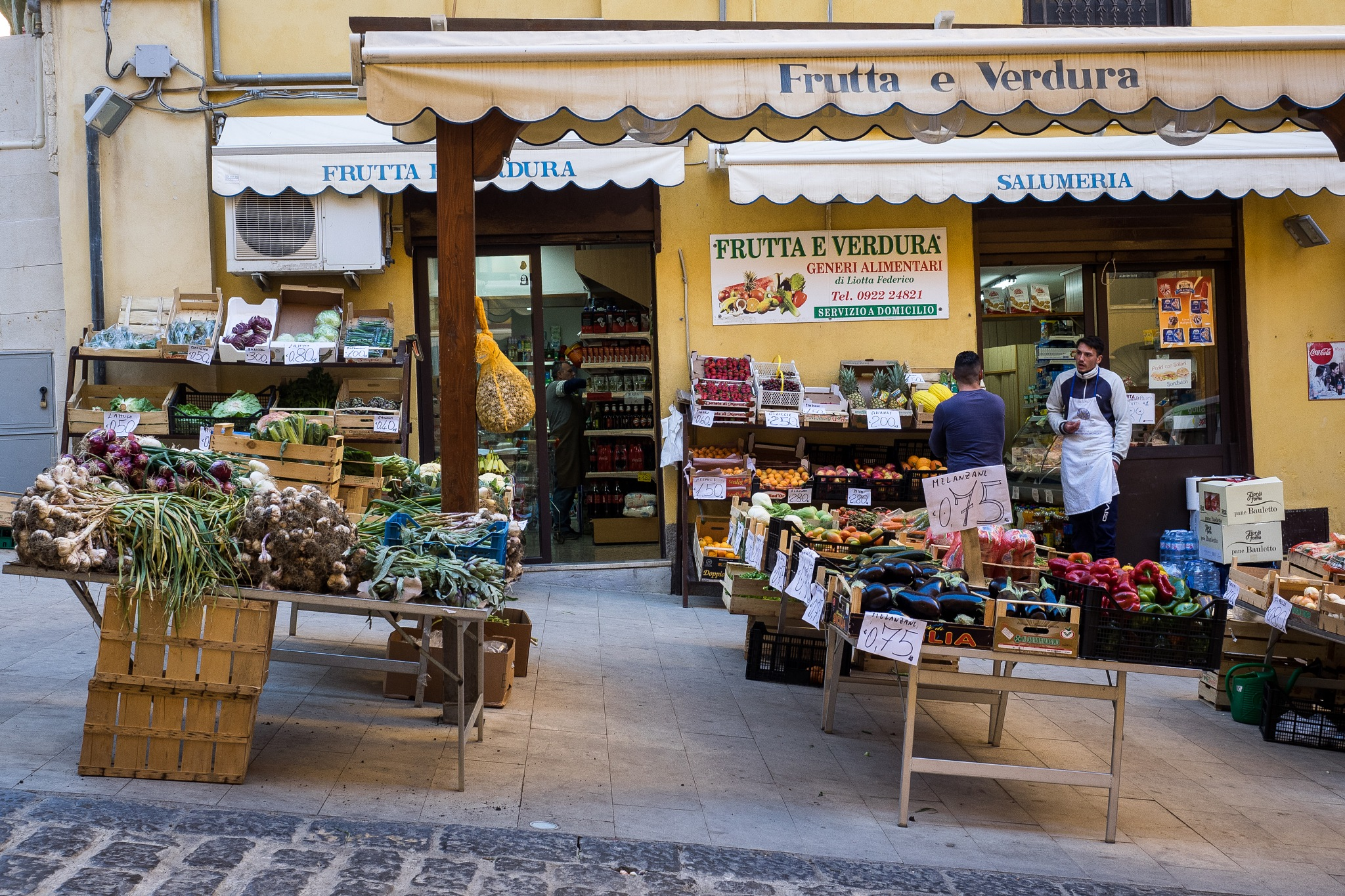 Frutta e Verdura by Werner Hofmann