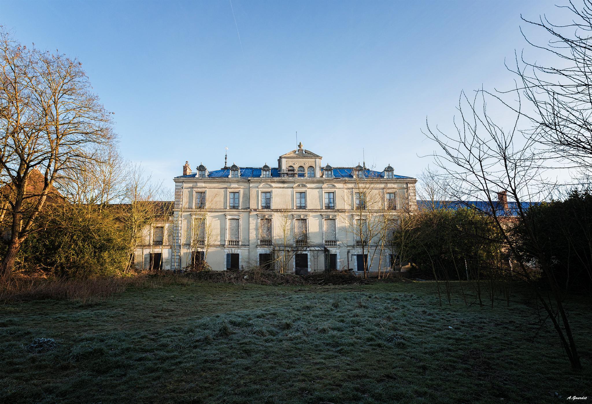 Bienvenue au château R. by anthonygourdet3