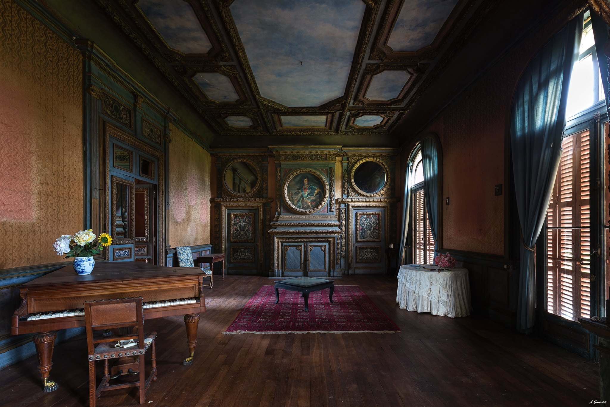 Le salon royal. by anthonygourdet3