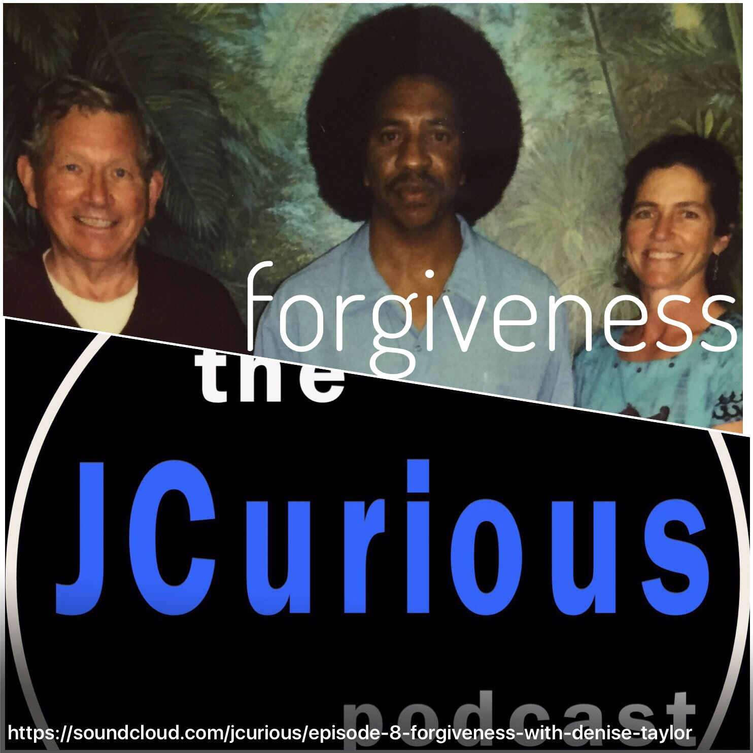 The JCurious Podcast https://soundcloud.com/jcurious/episode-8-forgiveness-with-denise-taylor by Jakewisdom