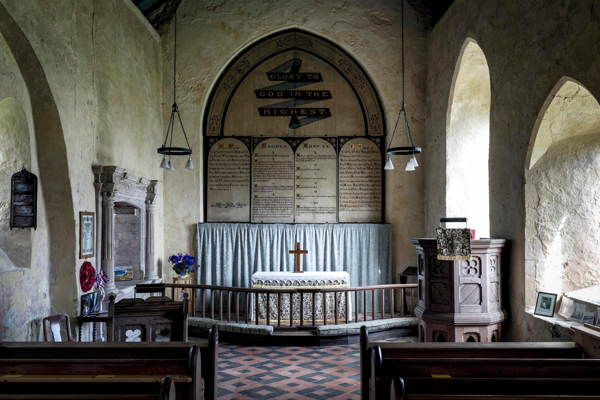 Waxham: St John the Evangelist by Dibs McCallum