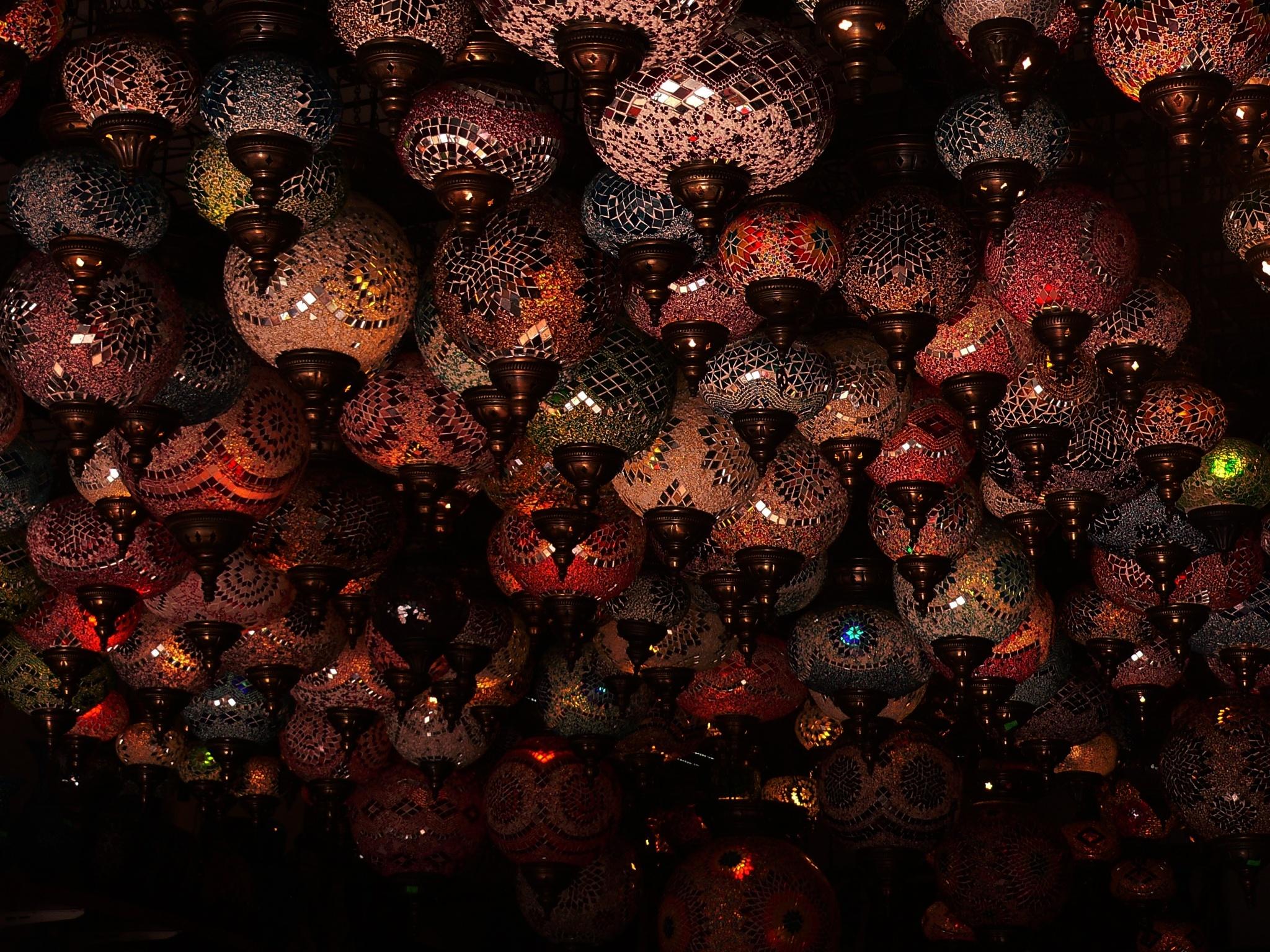 ISTANBUL - Negozio lampade by Fankefrancesco