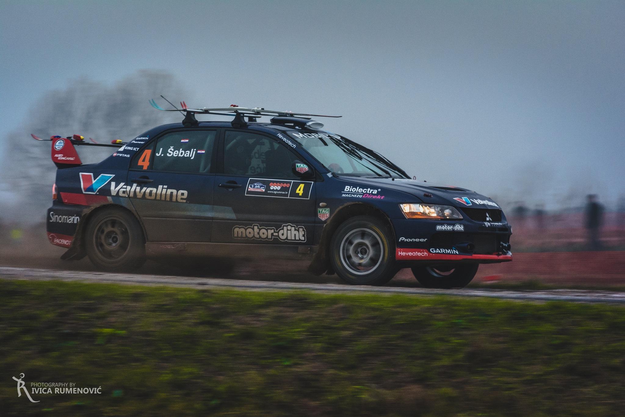 rally car by Rumenovic