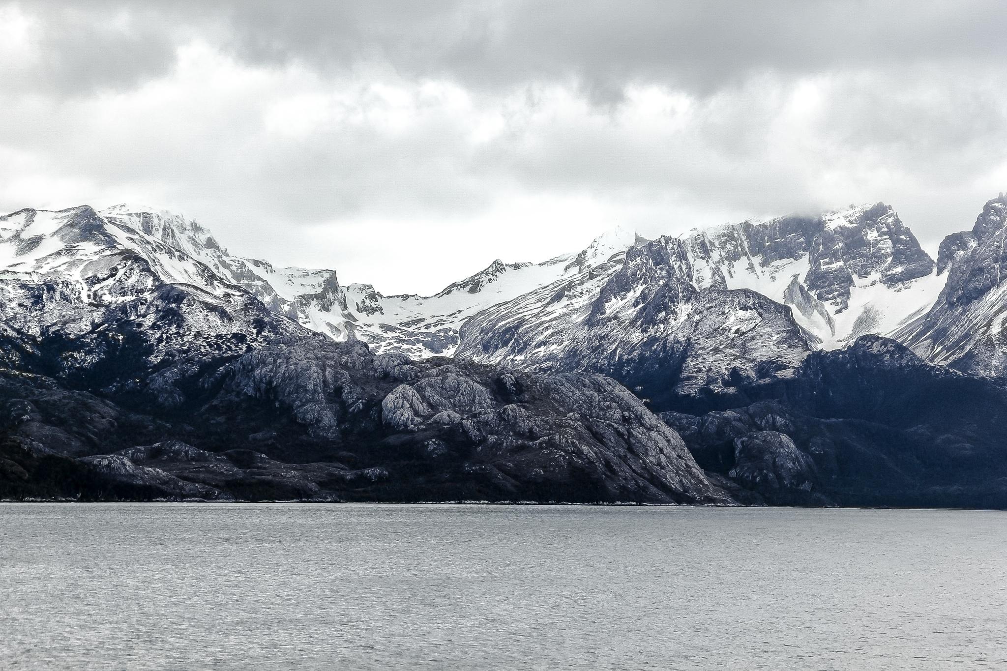 Beagle Channel, Tierra del Fuego, Chile by Crachin