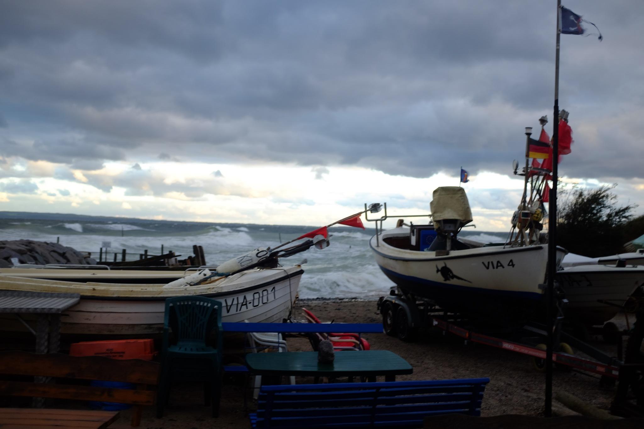 Am Meer by peterkryzun