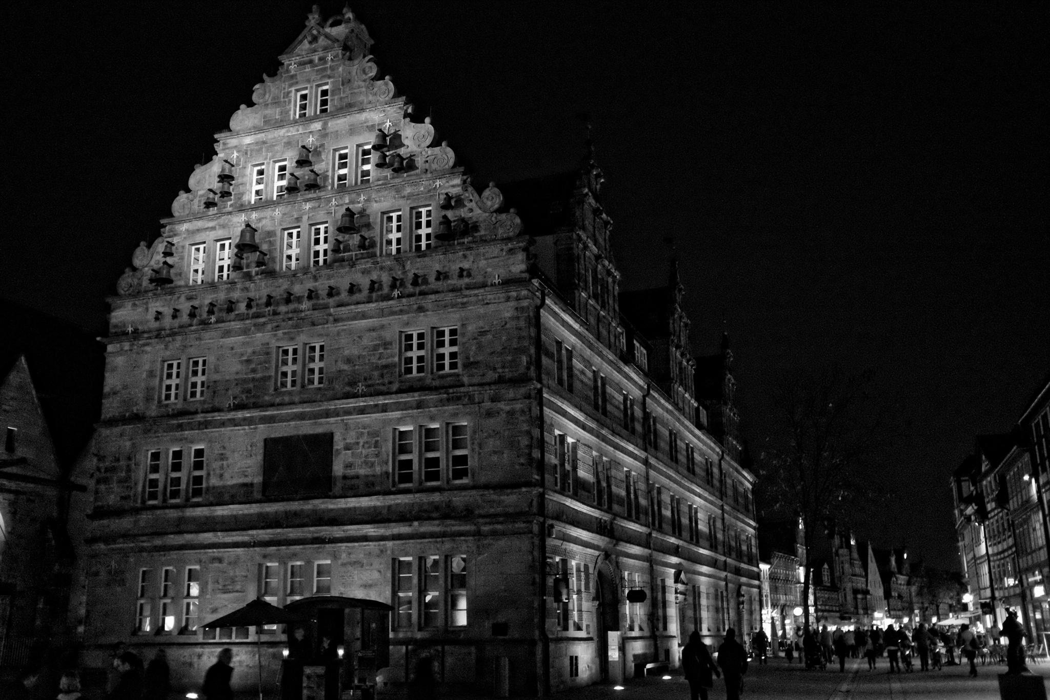 Hameln by Night by peterkryzun