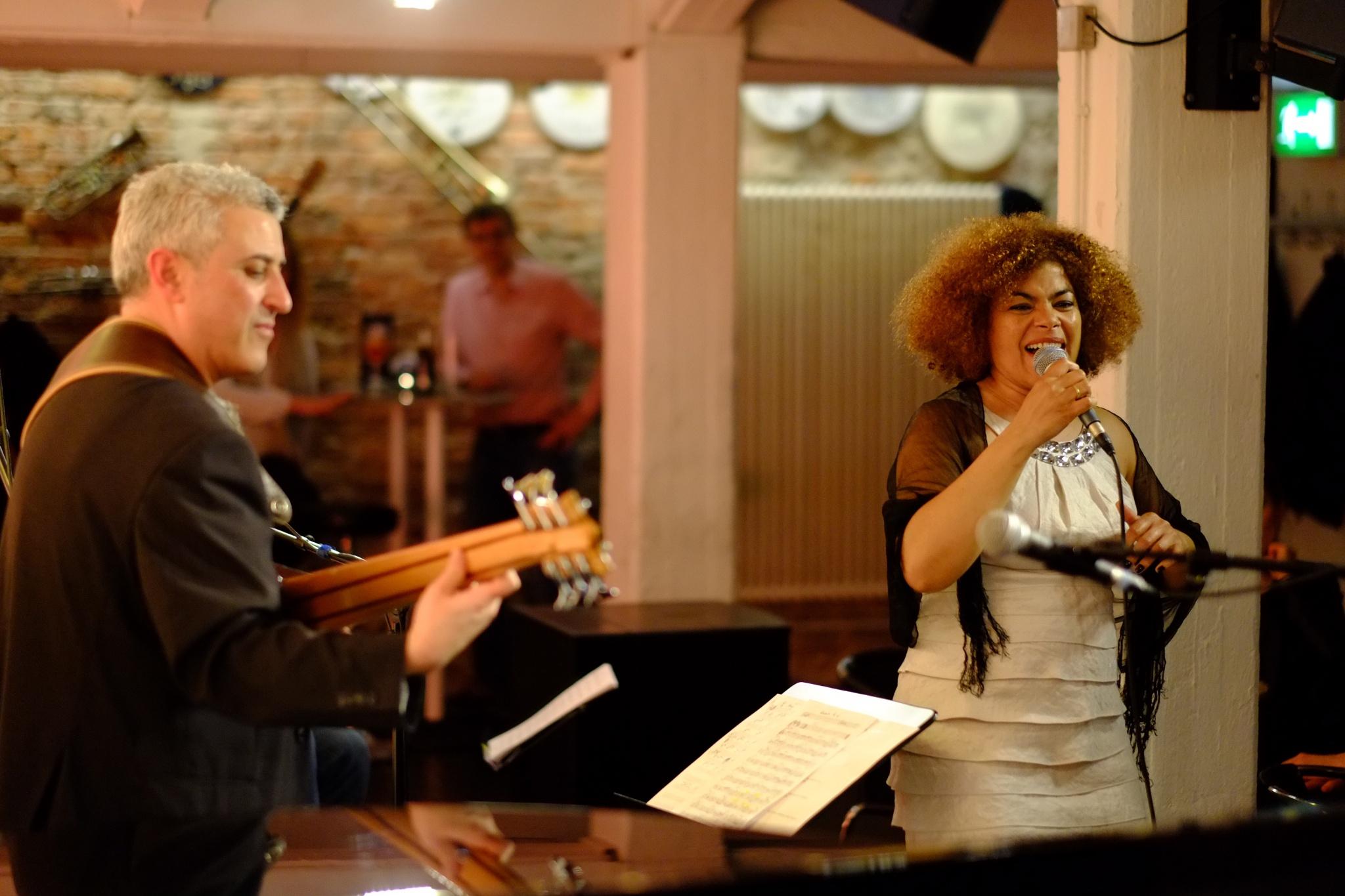 Latin Jazz by peterkryzun