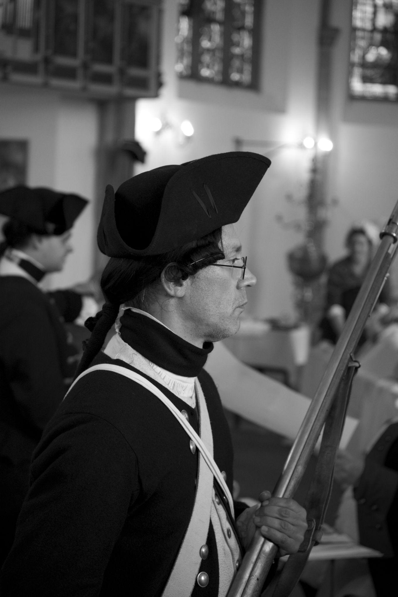 Soldier by peterkryzun